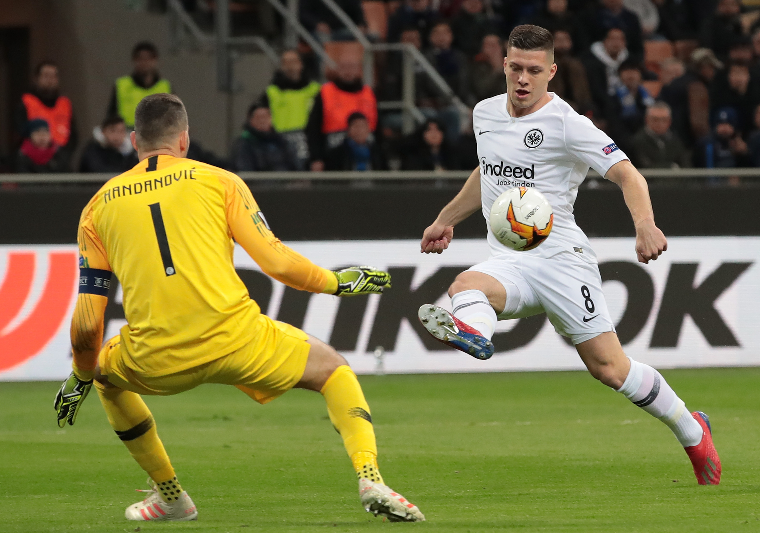 Luka Jović chooses Real Madrid over Chelsea, Barcelona — report