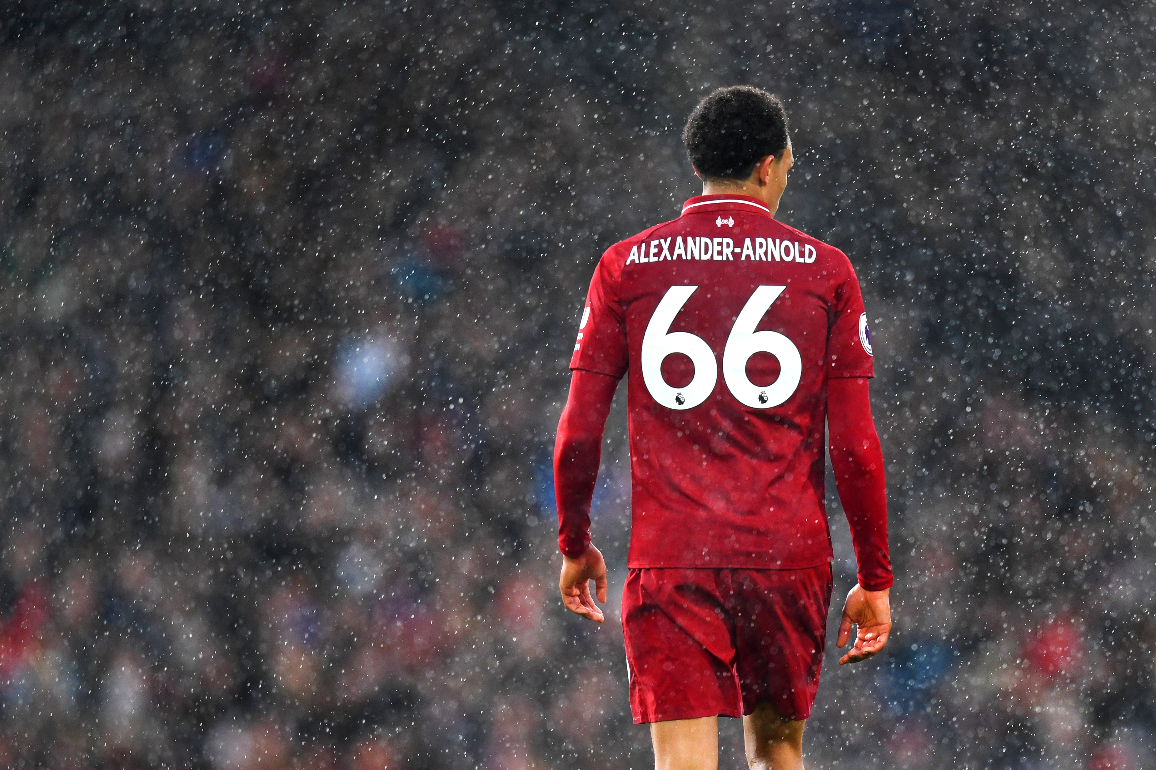 Trent Alexander-Arnold Takes on Raheem Sterling for PFA Young Player Honours