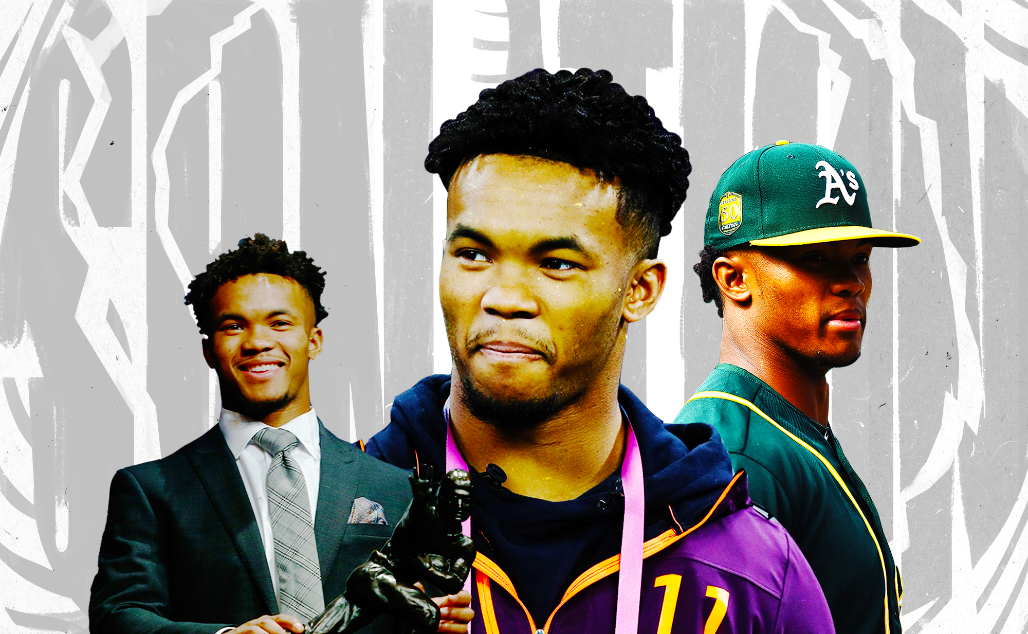 A timeline of how Kyler Murray went from a top baseball prospect to the No. 1 NFL Draft pick