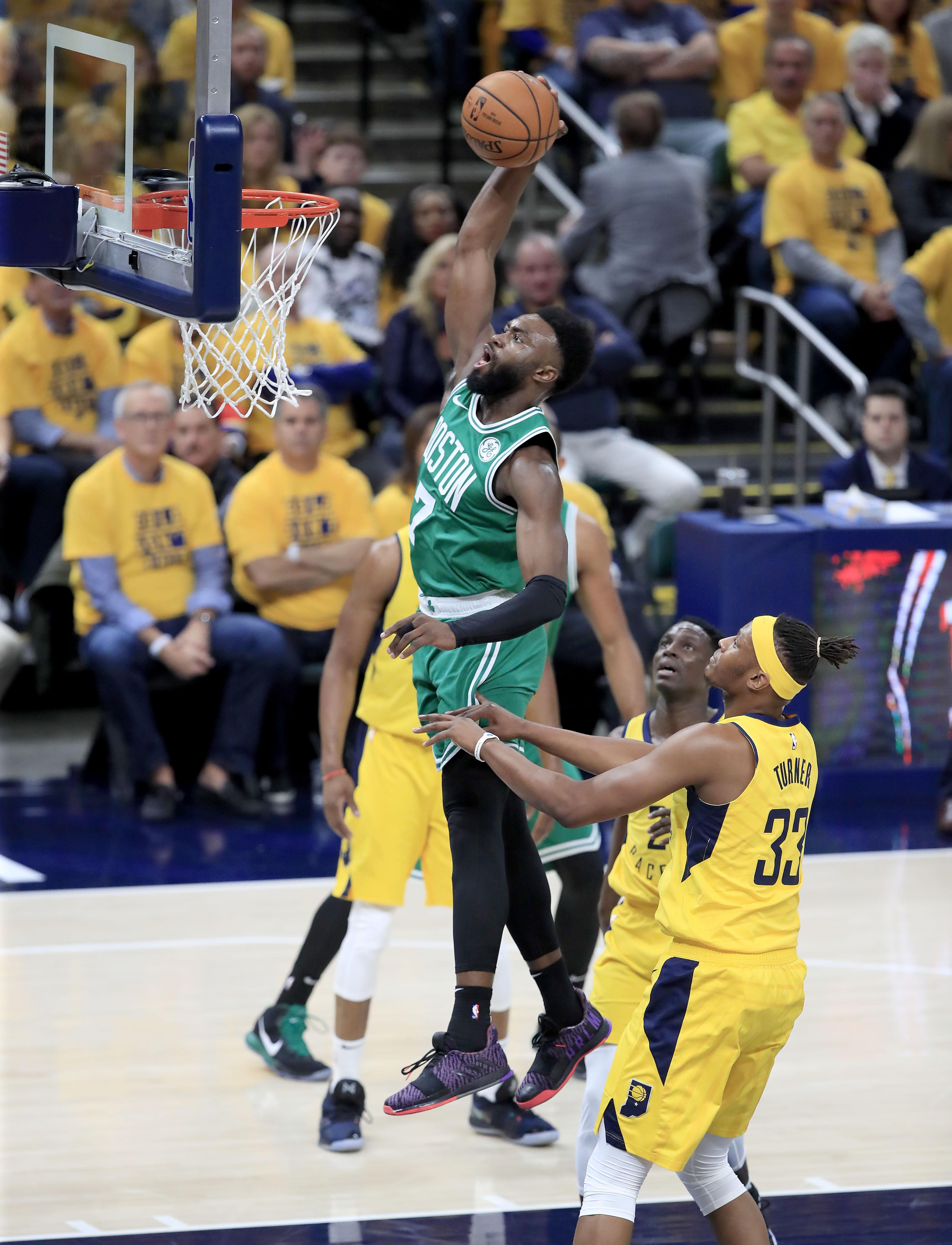 Boston Celtics v Indiana Pacers - Game Three