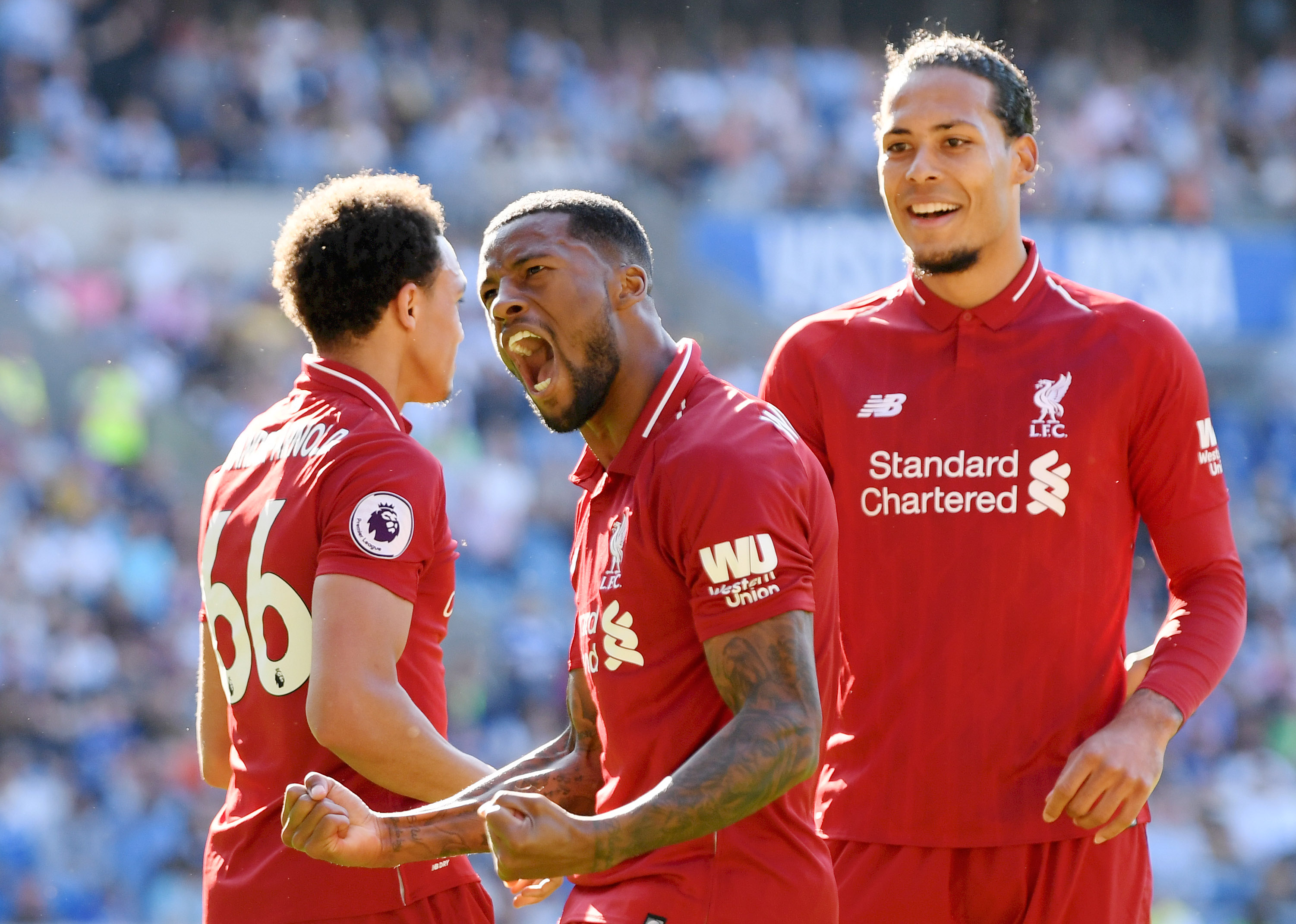 Cardiff 0, Liverpool 2: Man of the Match