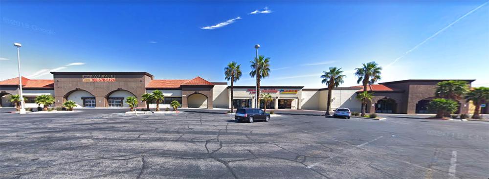 Las Vegas Gun District