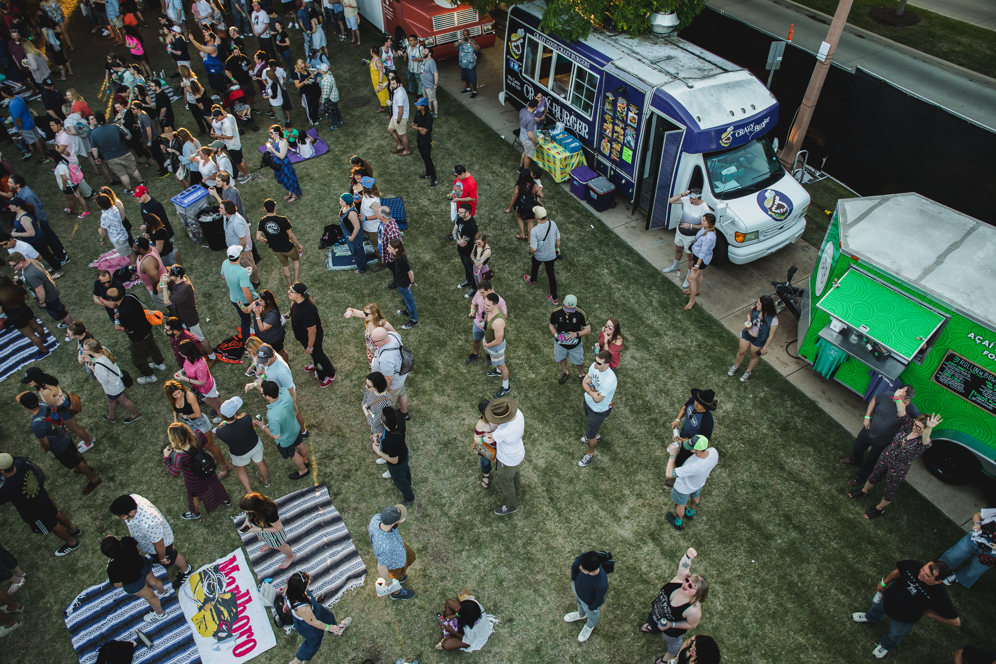 Fortress Festival's Food Lineup Includes 'Super' Churros and More From Local Favorites