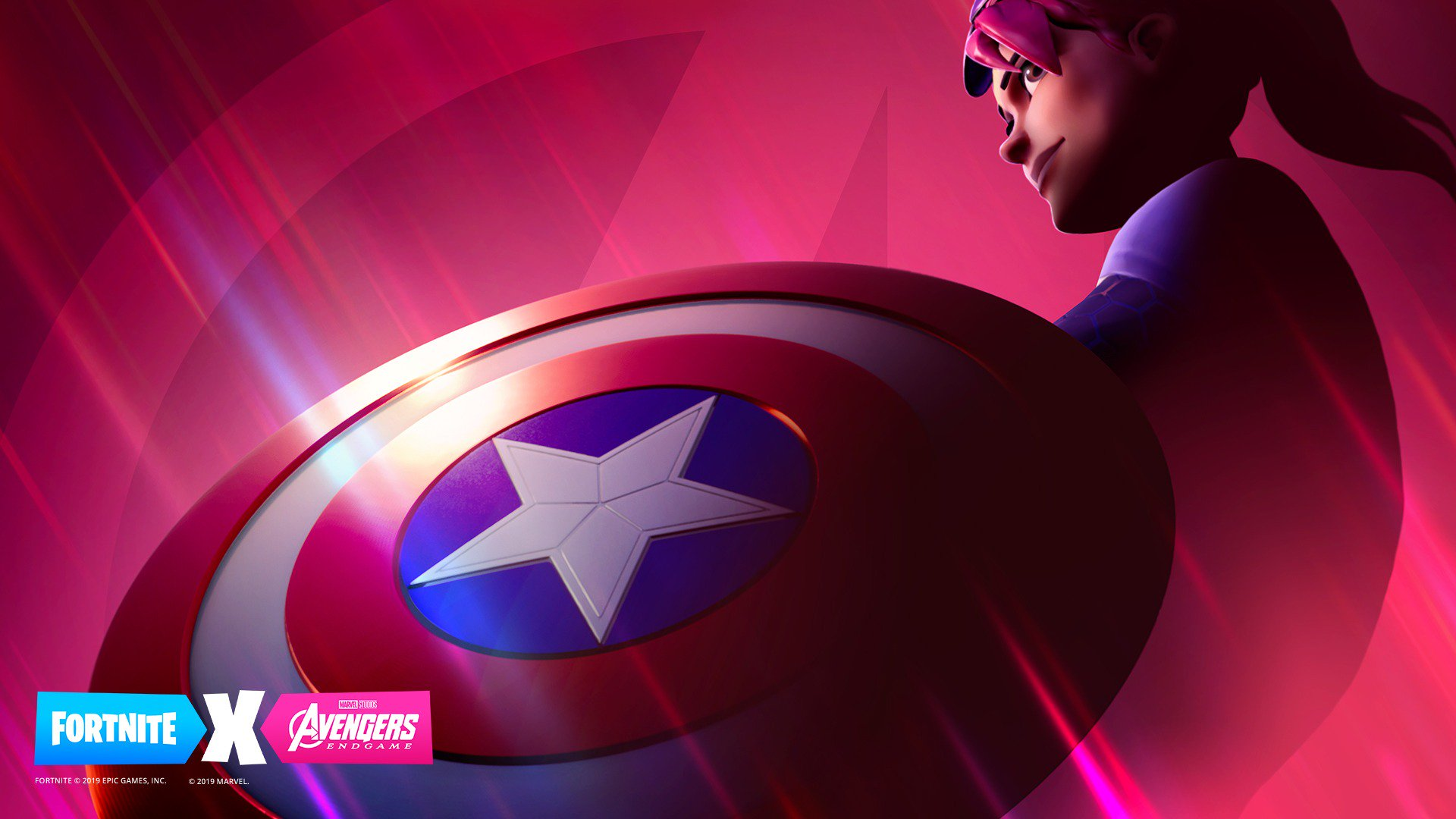 Fortnite is teasing another Avengers crossover for Endgame