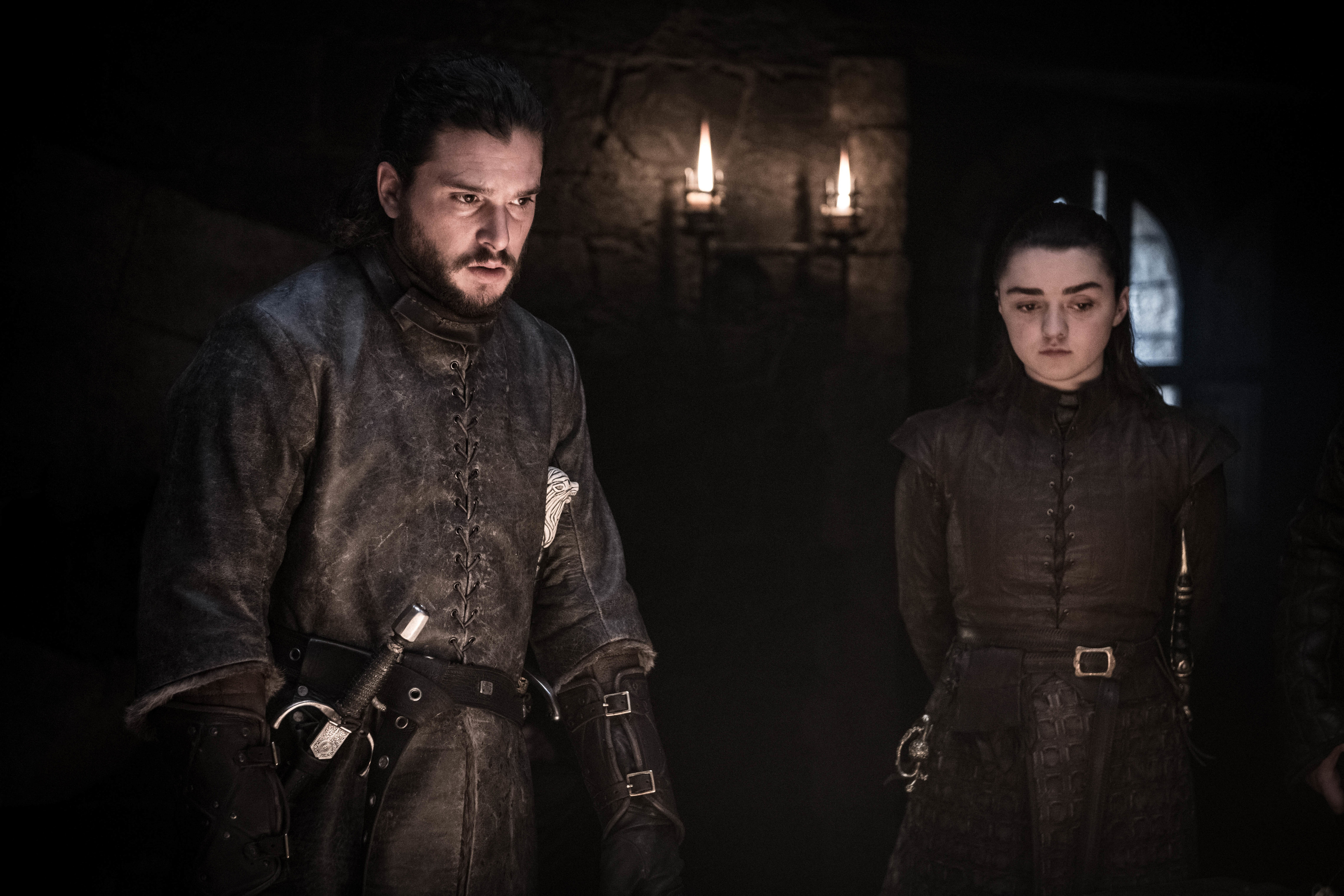 Game of Thrones episode 2's opening credits hid a clue about the Battle of Winterfell
