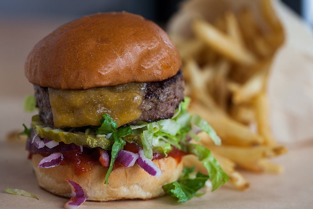 Portland Burger Chain Debuts on Capitol Hill Wednesday with Free Burgers