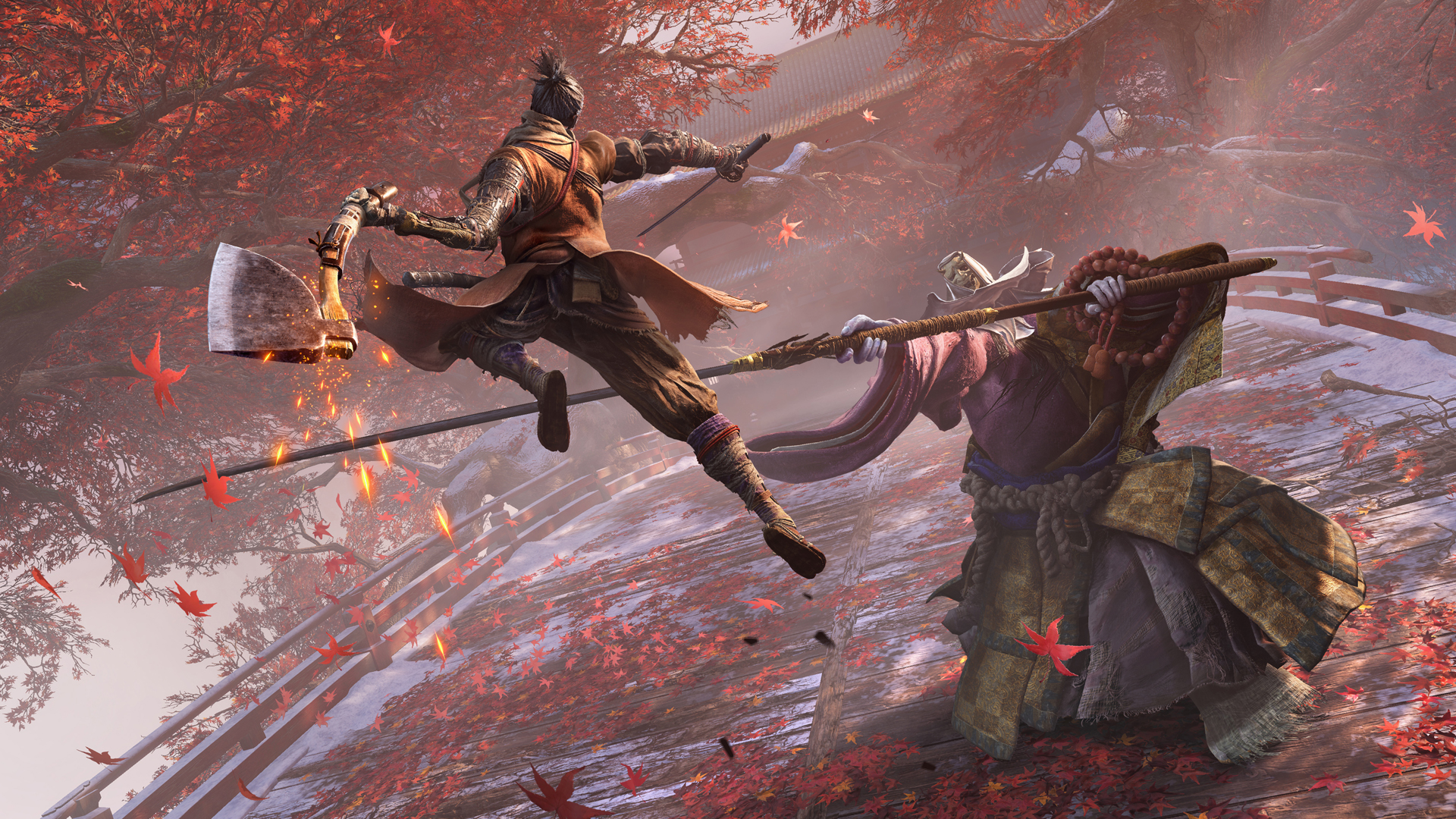 Sekiro's new update is aimed at making players experiment more