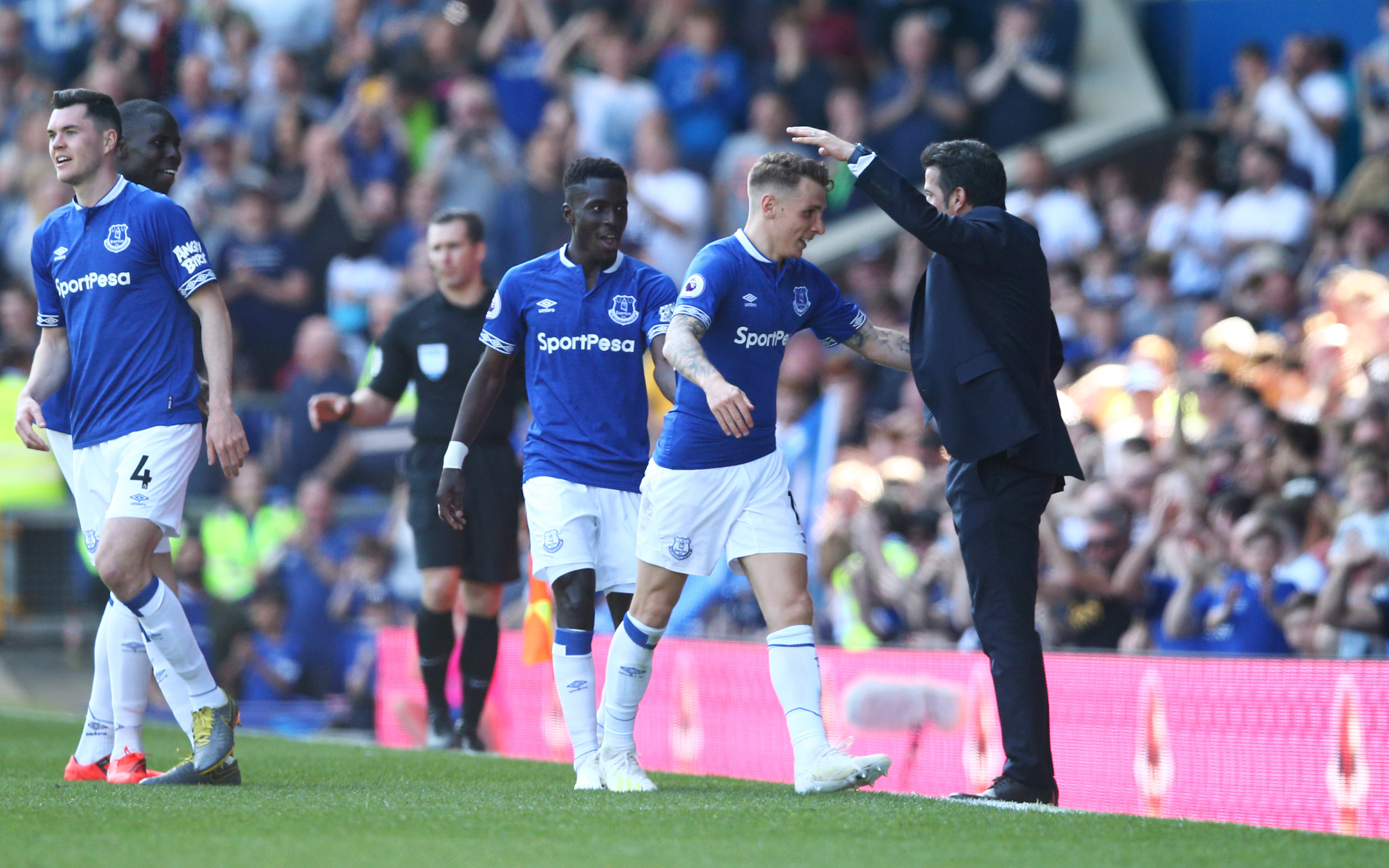 Everton's annihilation of Manchester United only answers some of Marco Silva's questions