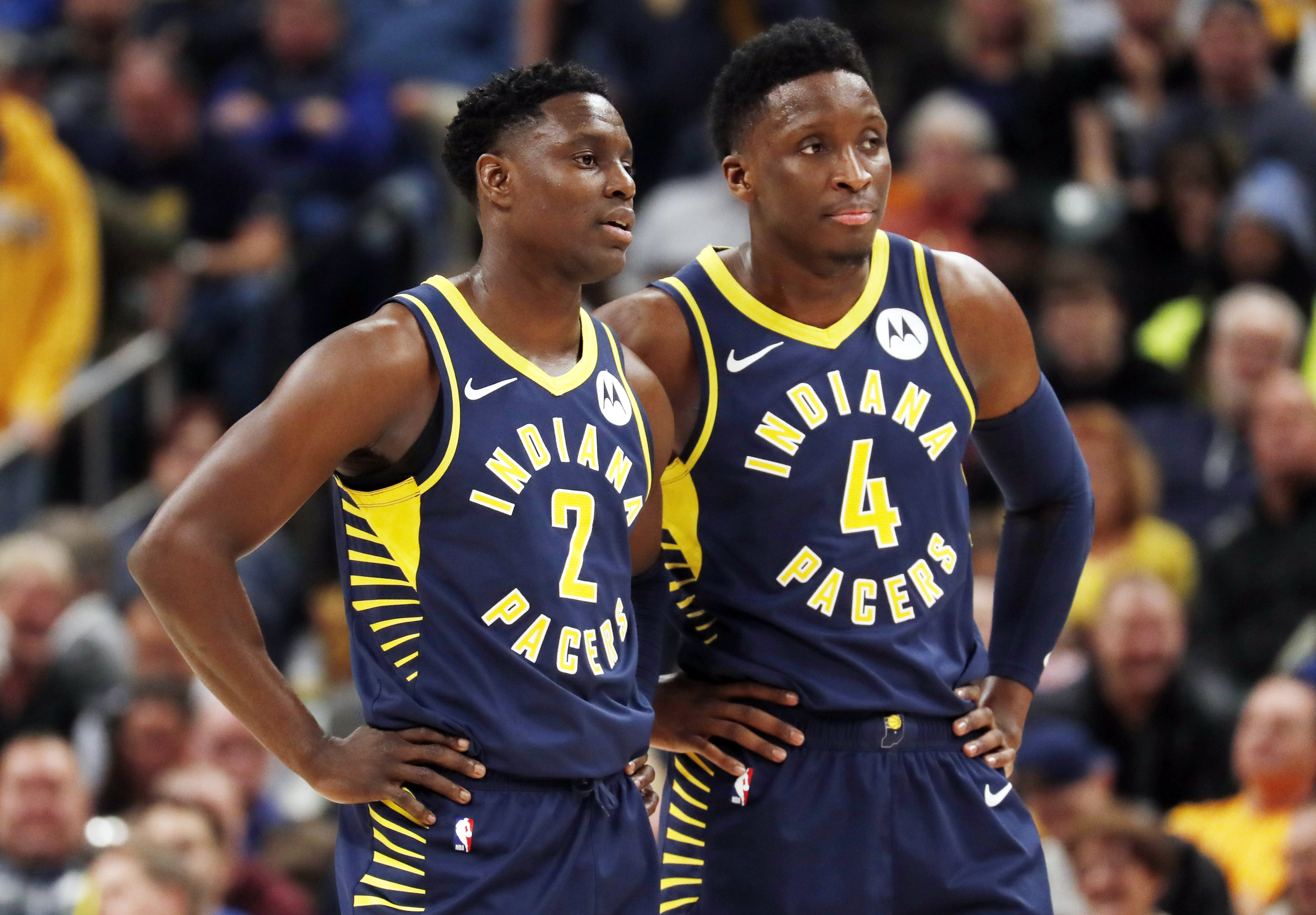 Indiana Pacers free agency: How do they get Victor Oladipo over the hump?
