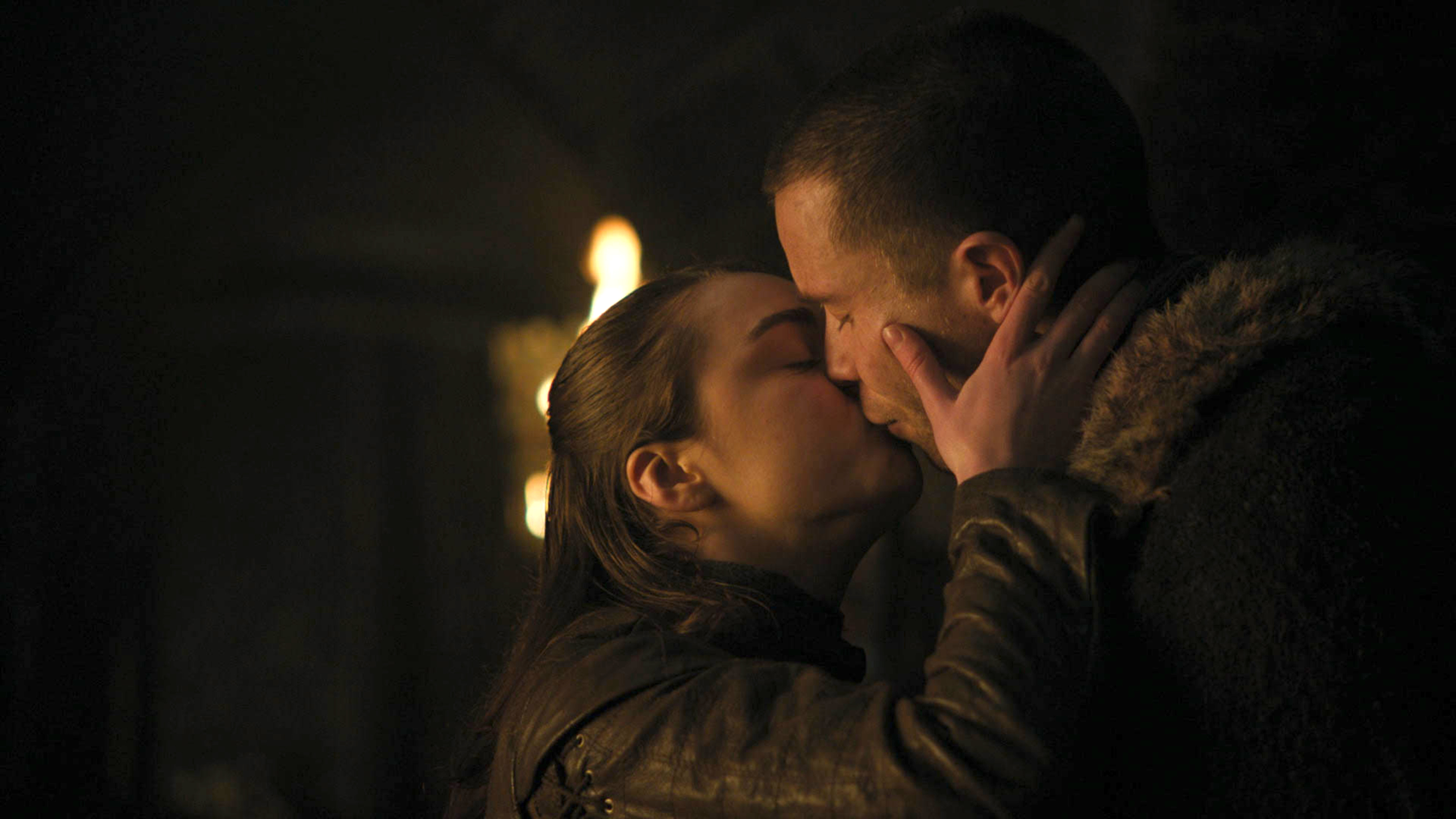 Arya's sex scene reminds us that Game Of Thrones will never understand female sexuality