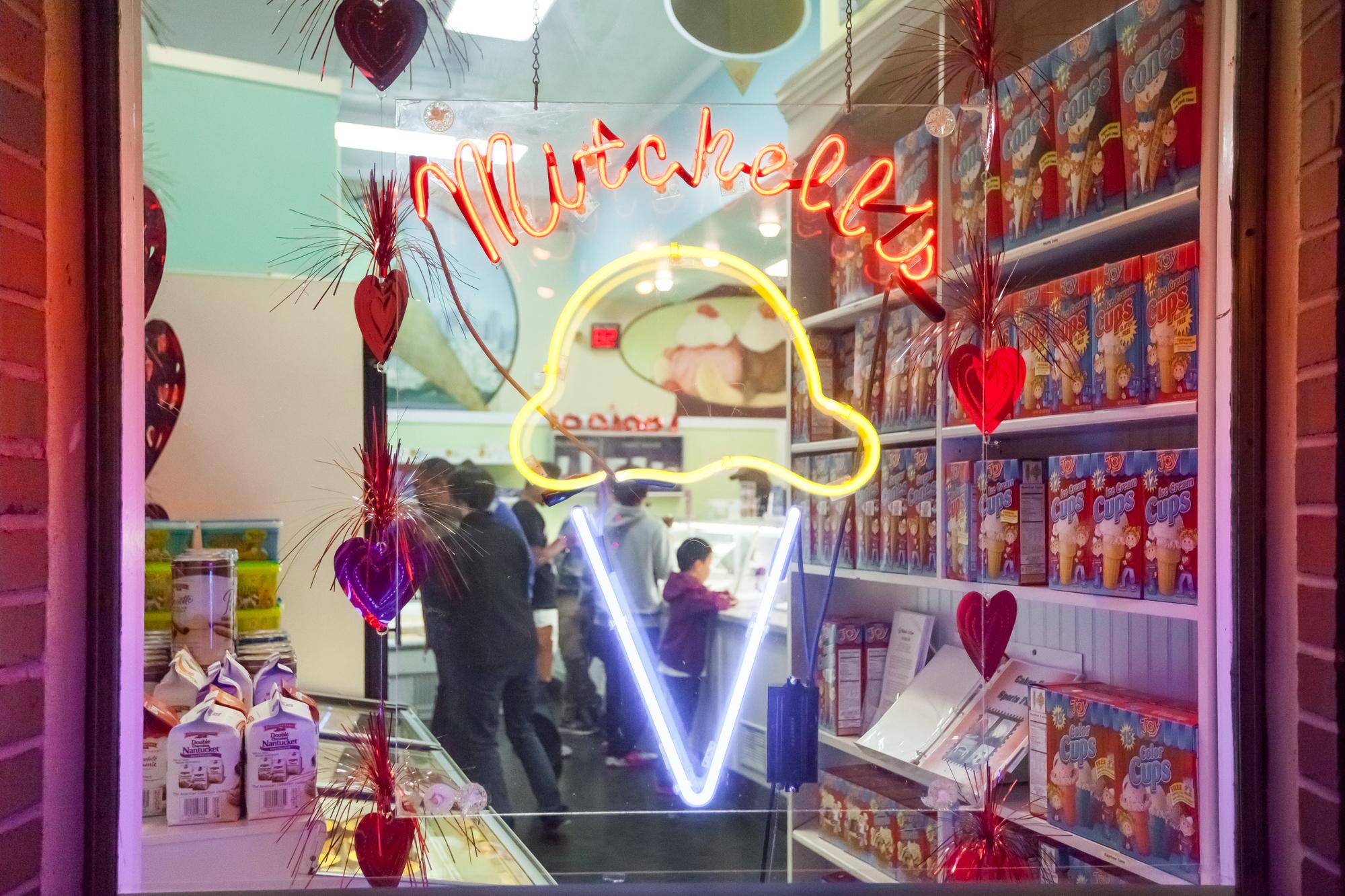 Mitchell's Ice Cream, Thursday 7:30pm