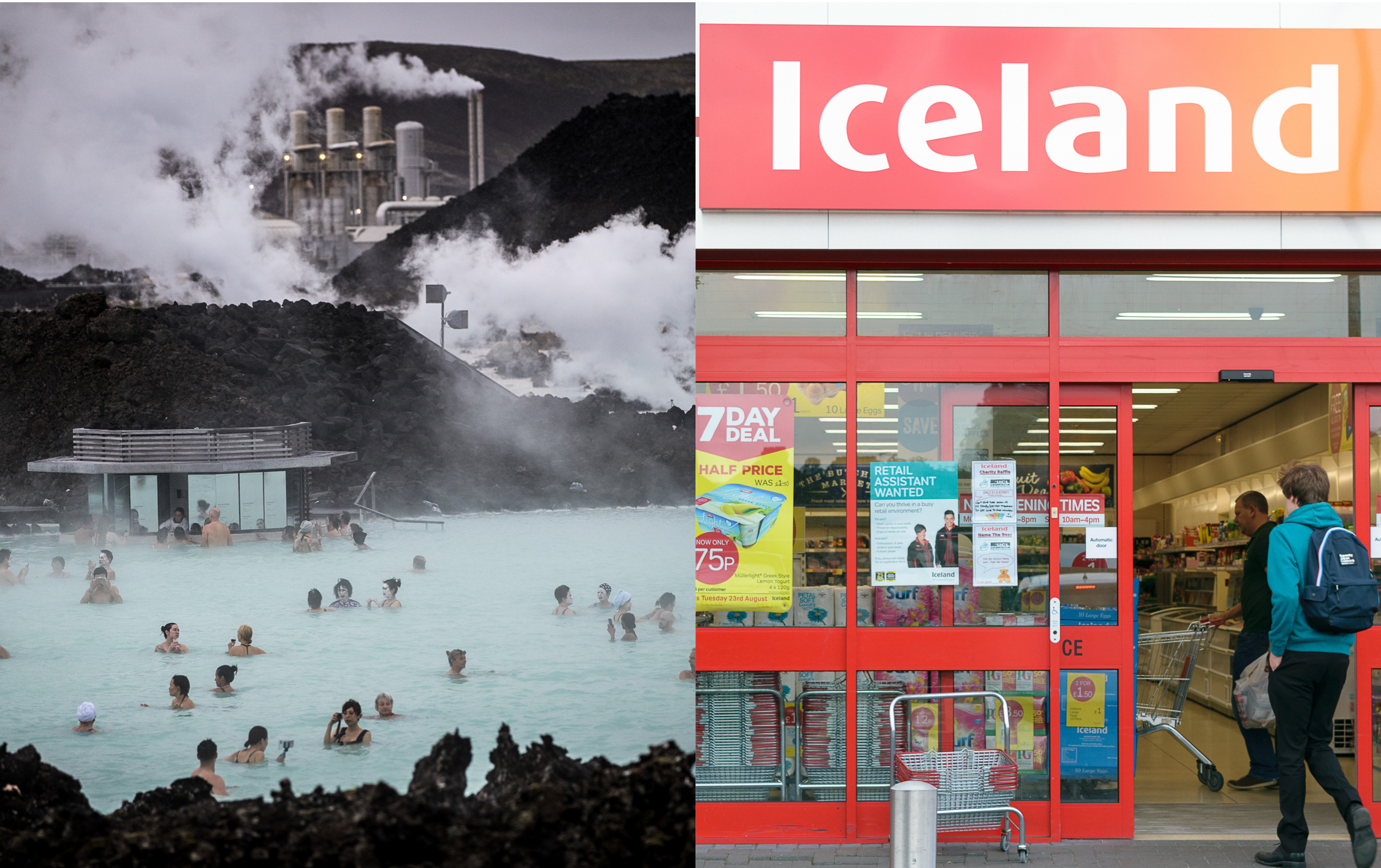 Iceland Supermarket Can No Longer Tell Iceland, the Country, What to Do
