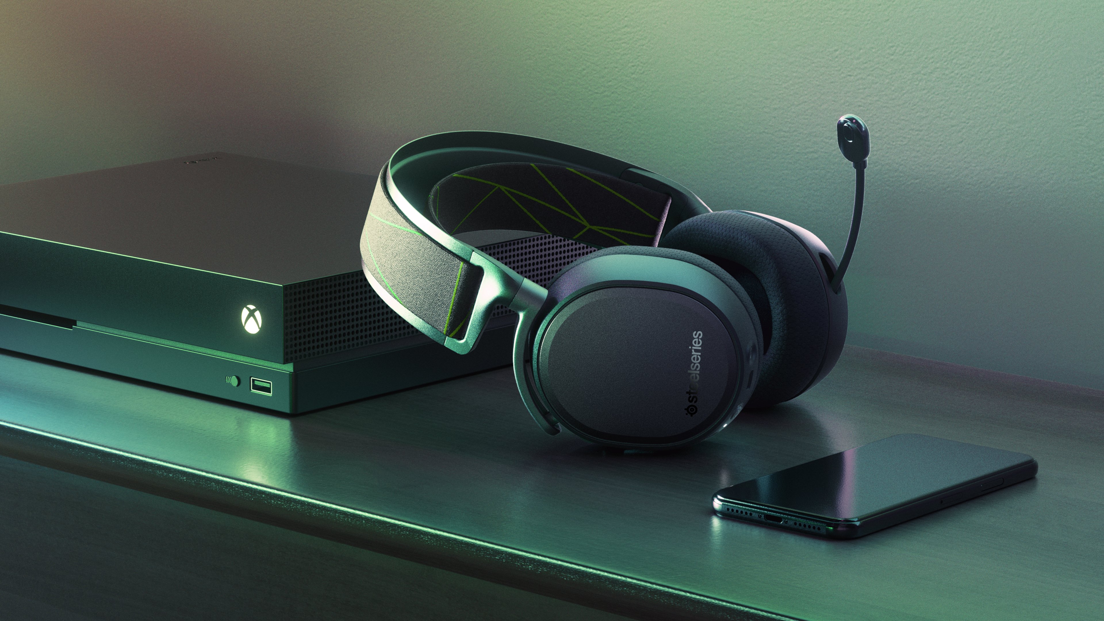 SteelSeries' award-winning Arctis headset comes to Xbox One