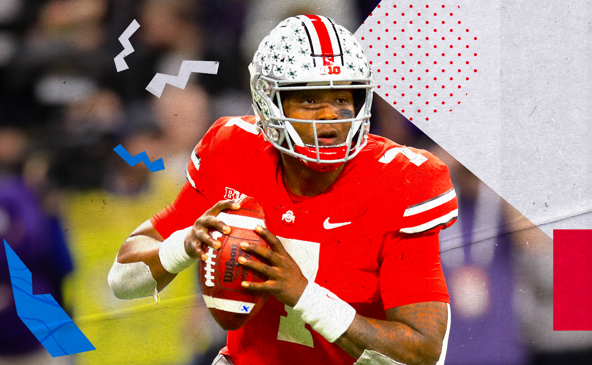 Dwayne Haskins isn't perfect, but he has the makings of an NFL franchise quarterback