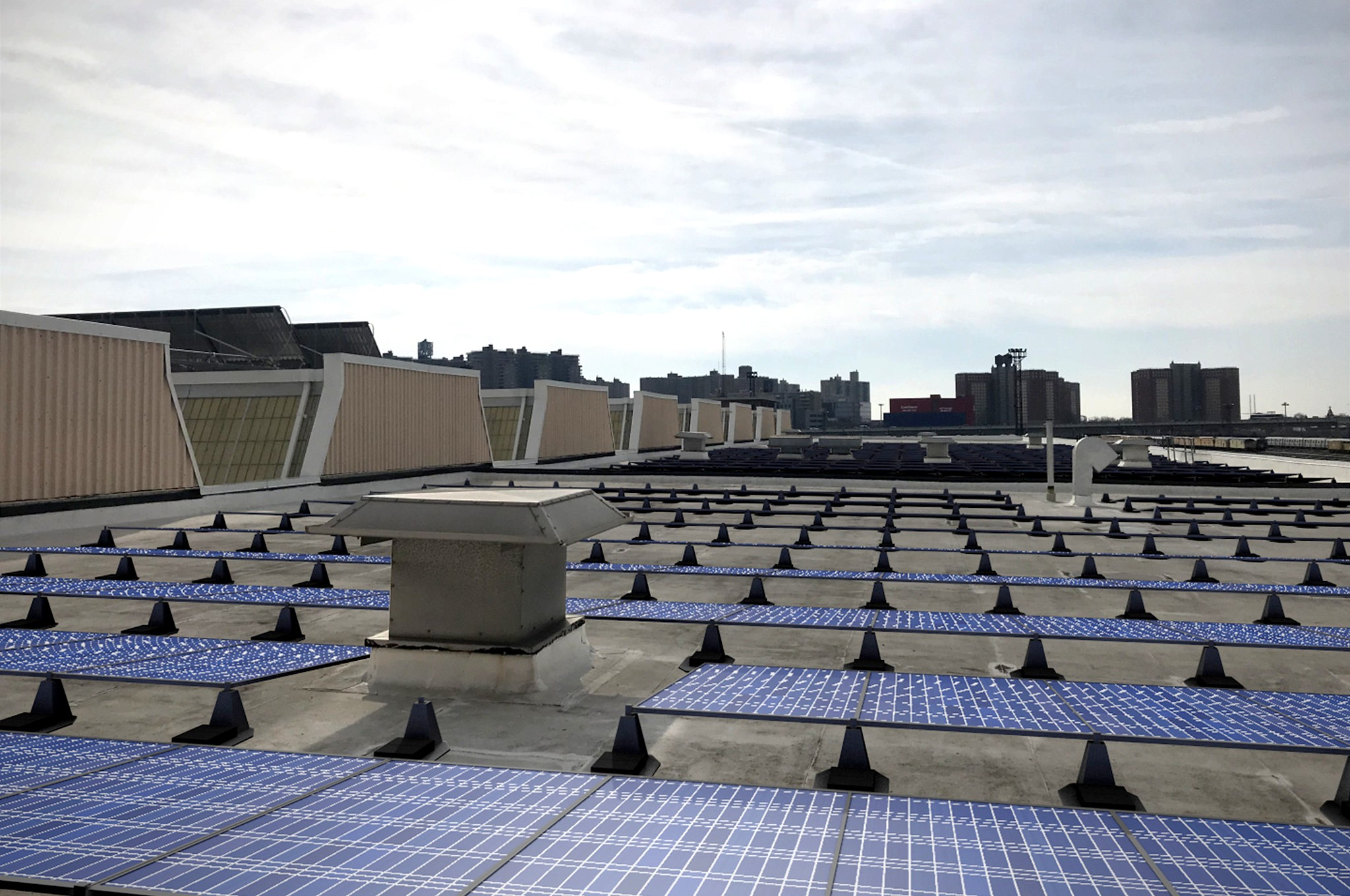 MTA looks to rooftop solar power to raise much-needed funds