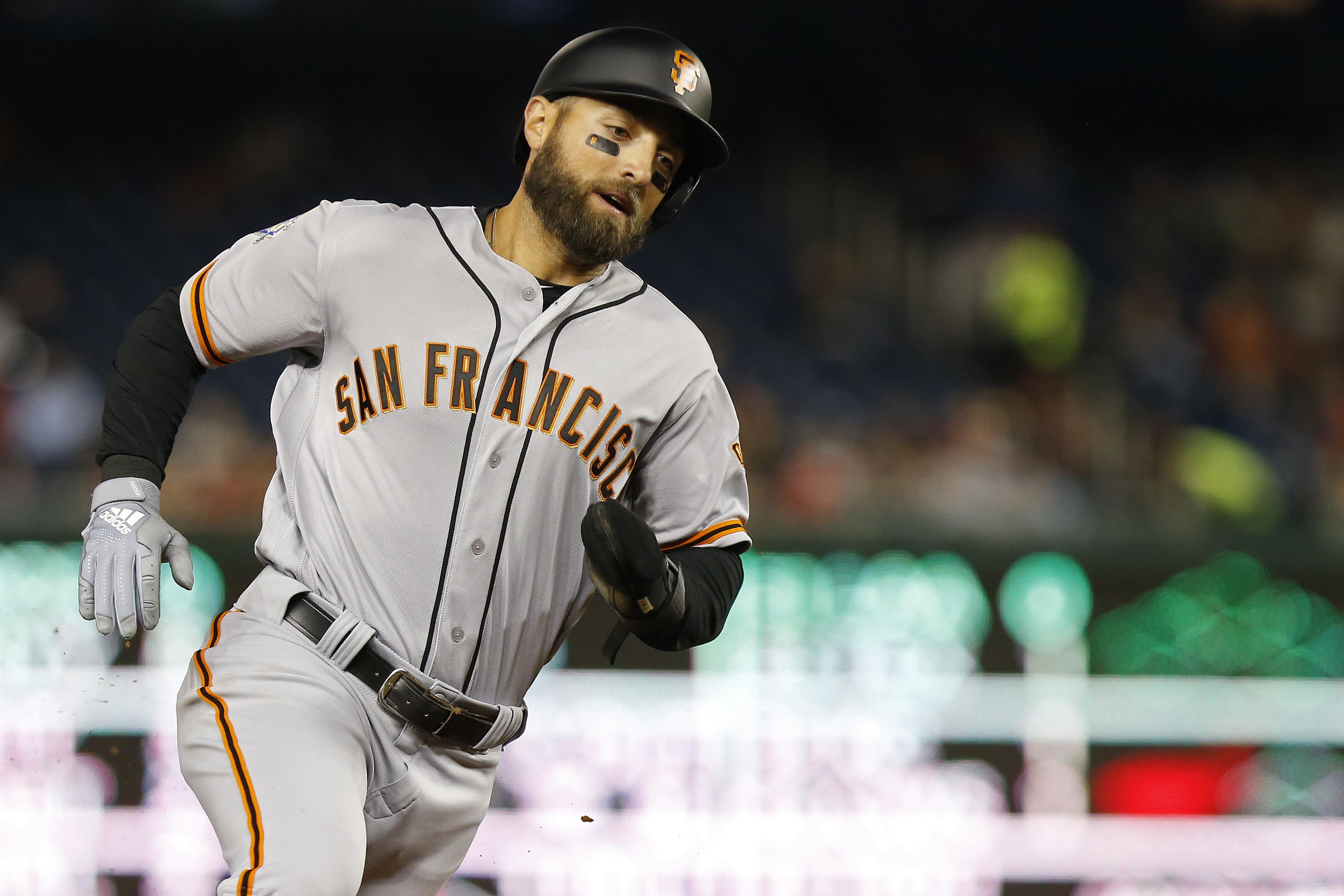 MLB: San Francisco Giants at Washington Nationals