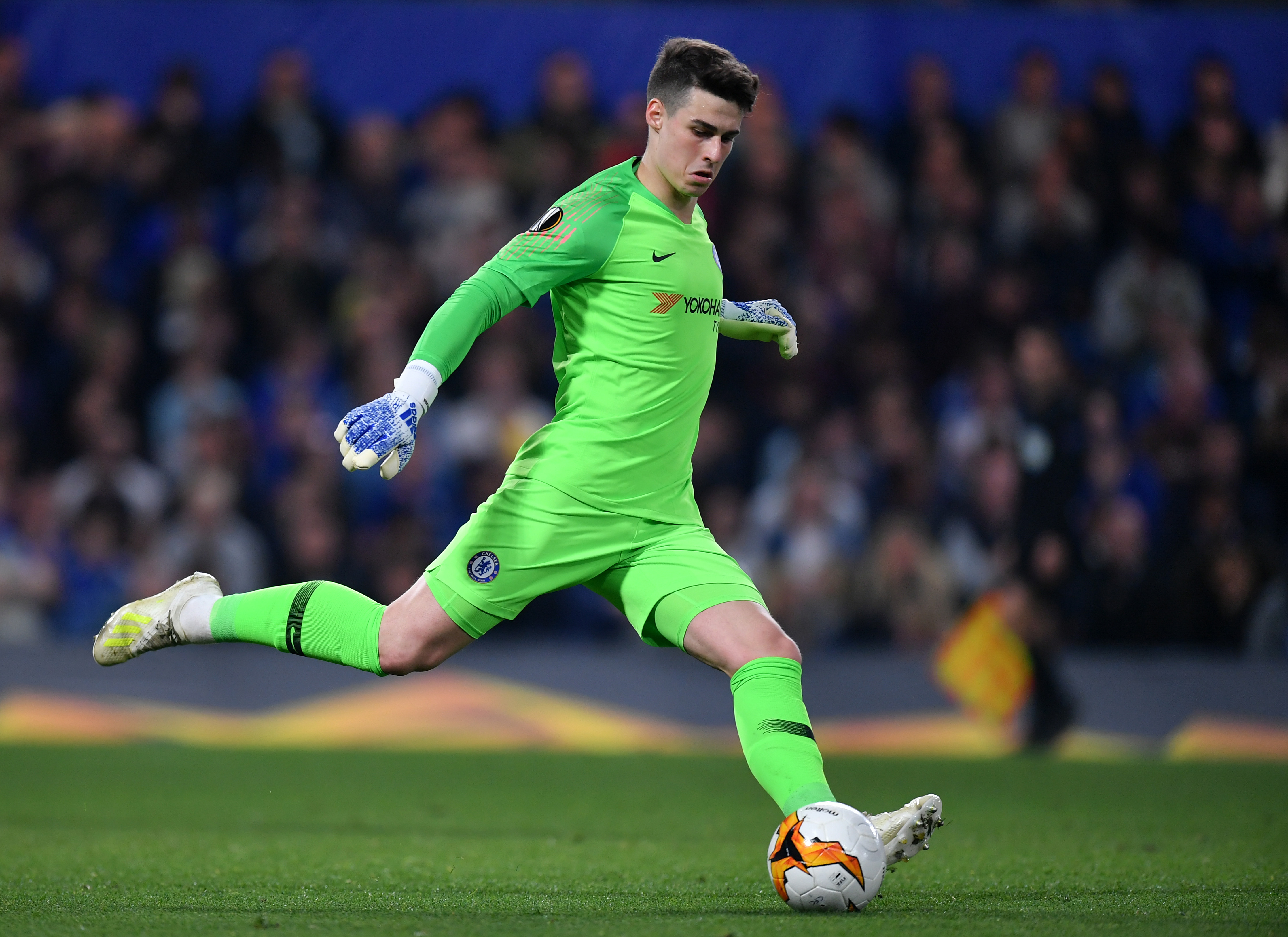 Kepa targets personal and team improvement with Chelsea going forward