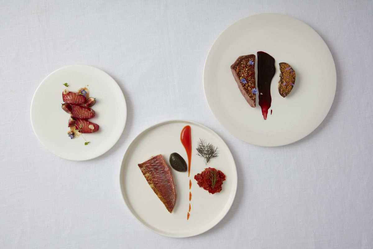 Xier restaurant Marylebone gets a 10/10 for food from Guardian food critic Grace Dent