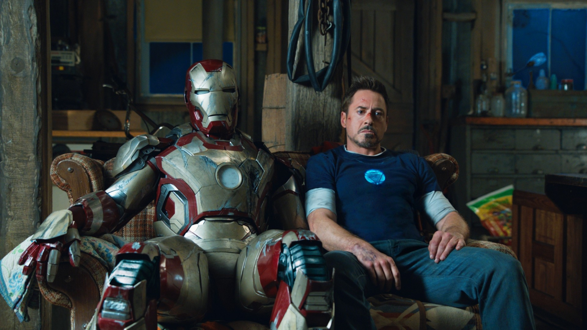 Every Iron Man suit in the Marvel Cinematic Universe, and their comic roots