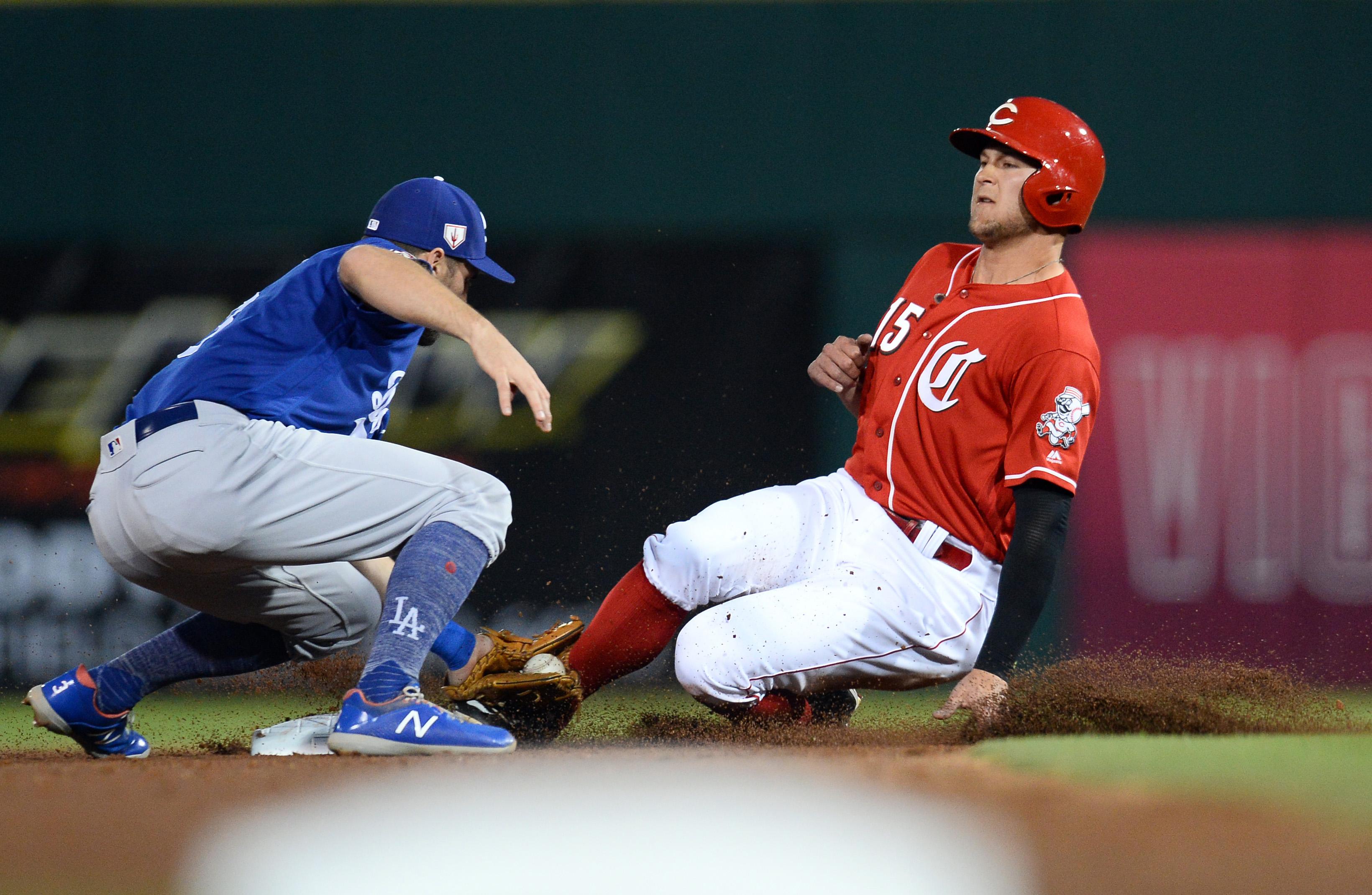 MLB: Spring Training-Los Angeles Dodgers at Cincinnati Reds