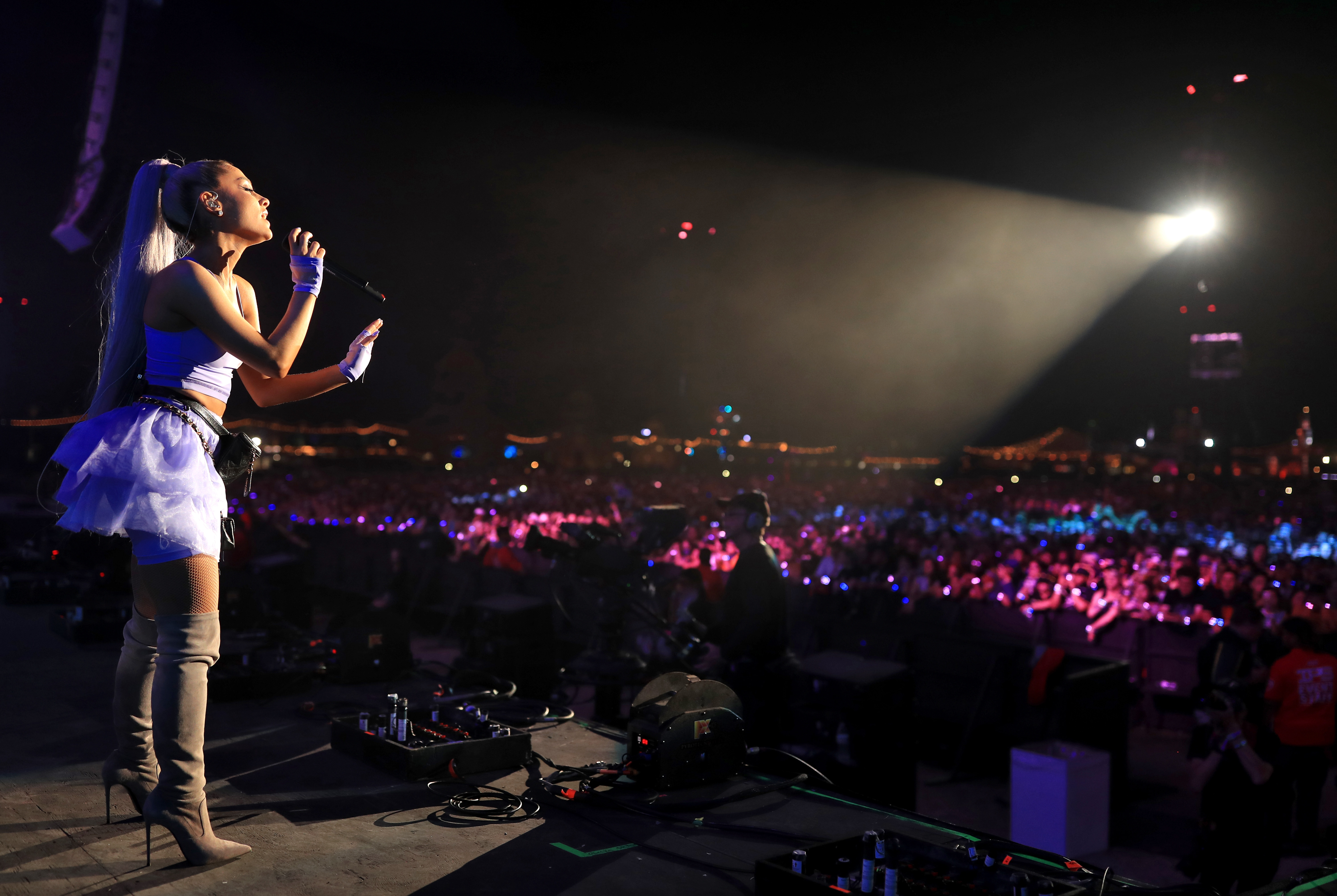 Music's biggest stars are women. Music festivals would make you think otherwise.