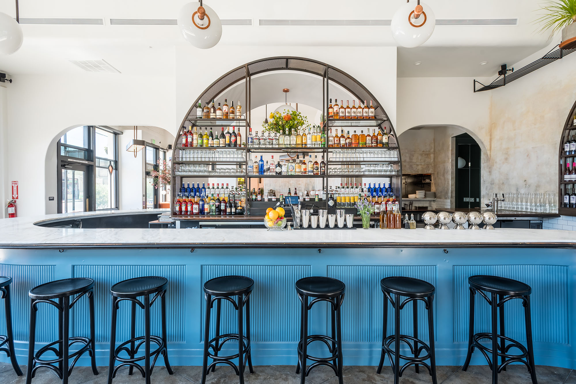 Brooklyn's Stylish Five Leaves Restaurant Opens in East Hollywood