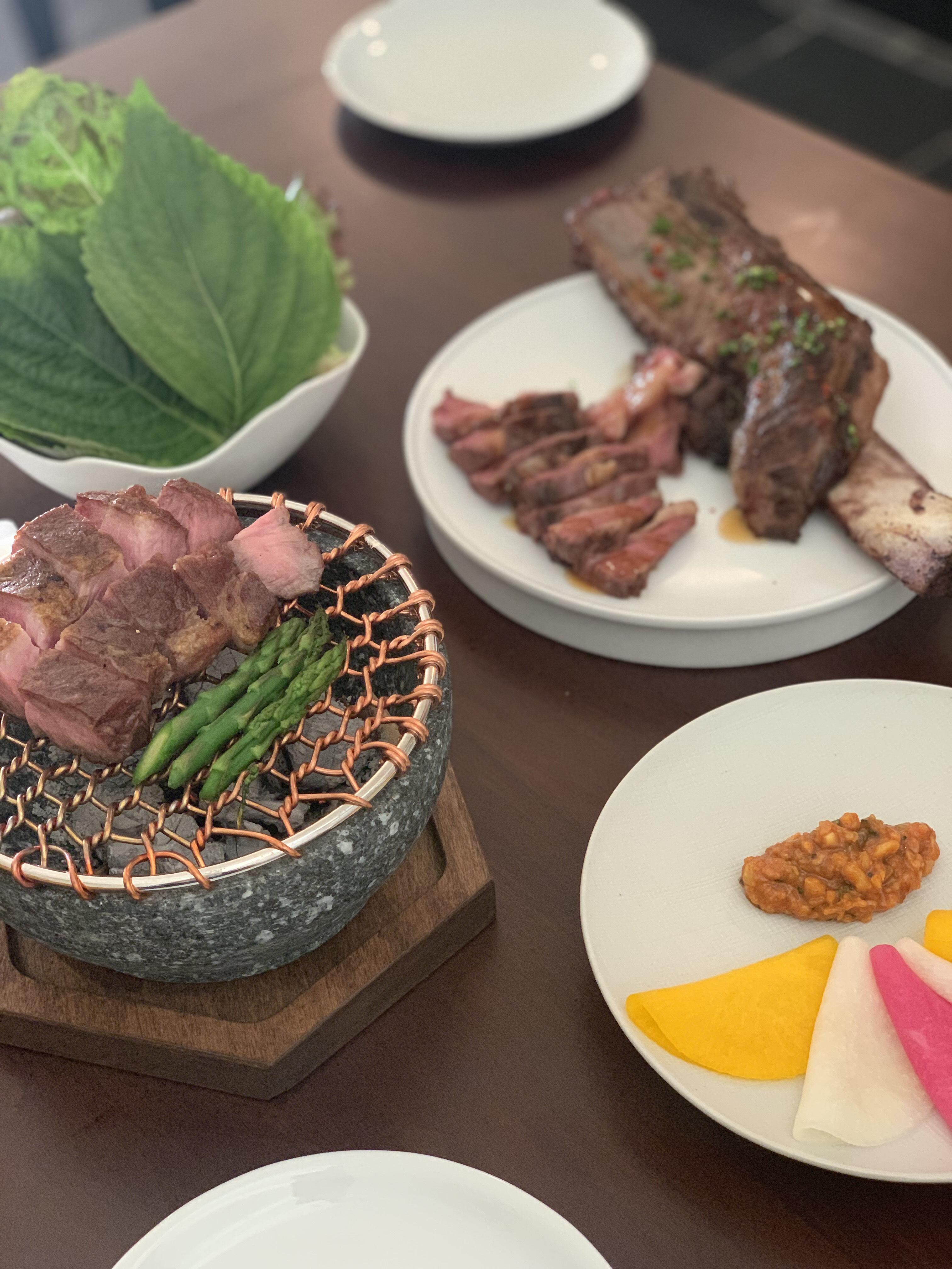 Fine Dining Alums Open New Korean Restaurant on Polk Street
