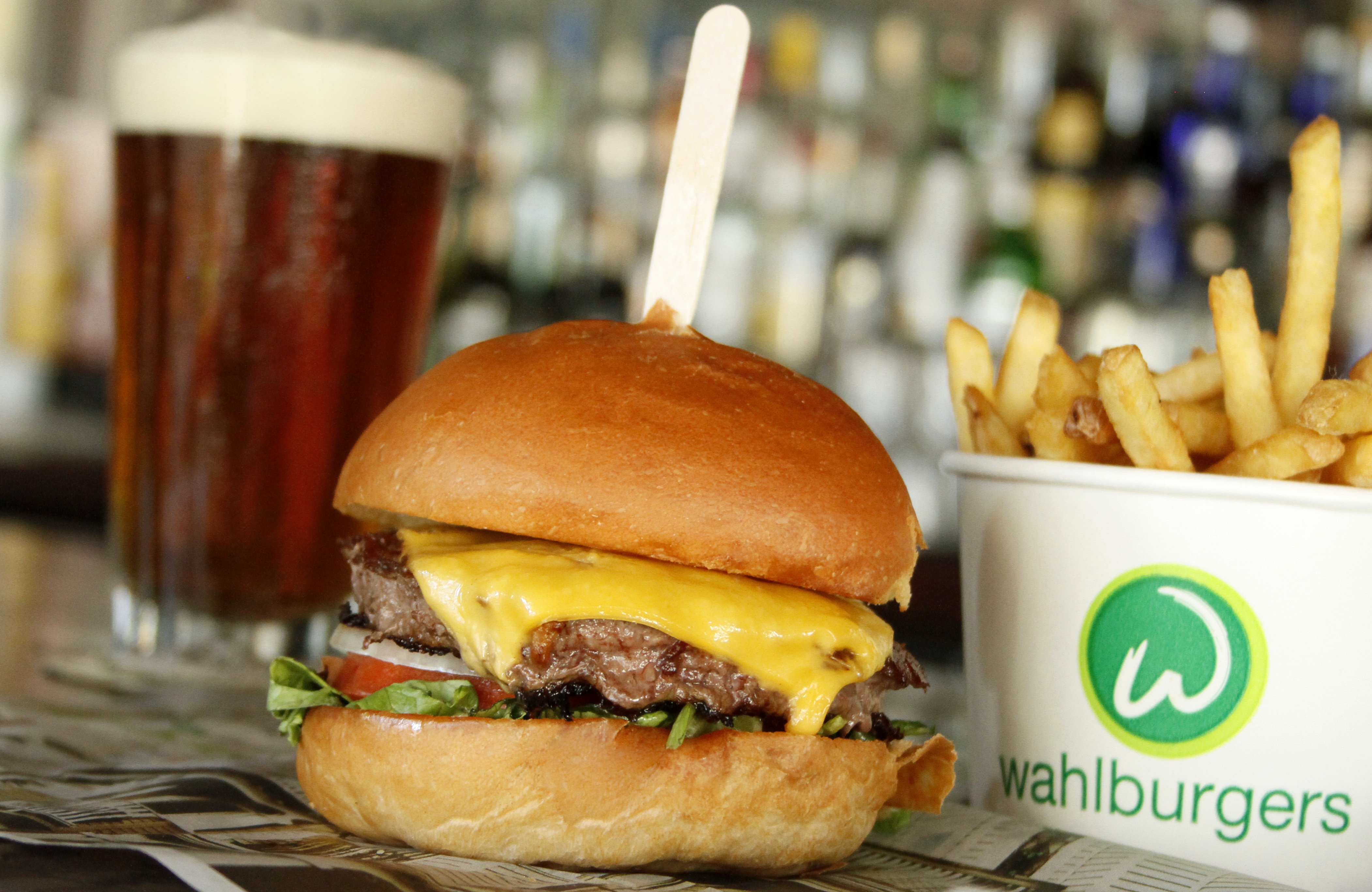 Wahlburgers to Open First Chicago Restaurant on Wednesday