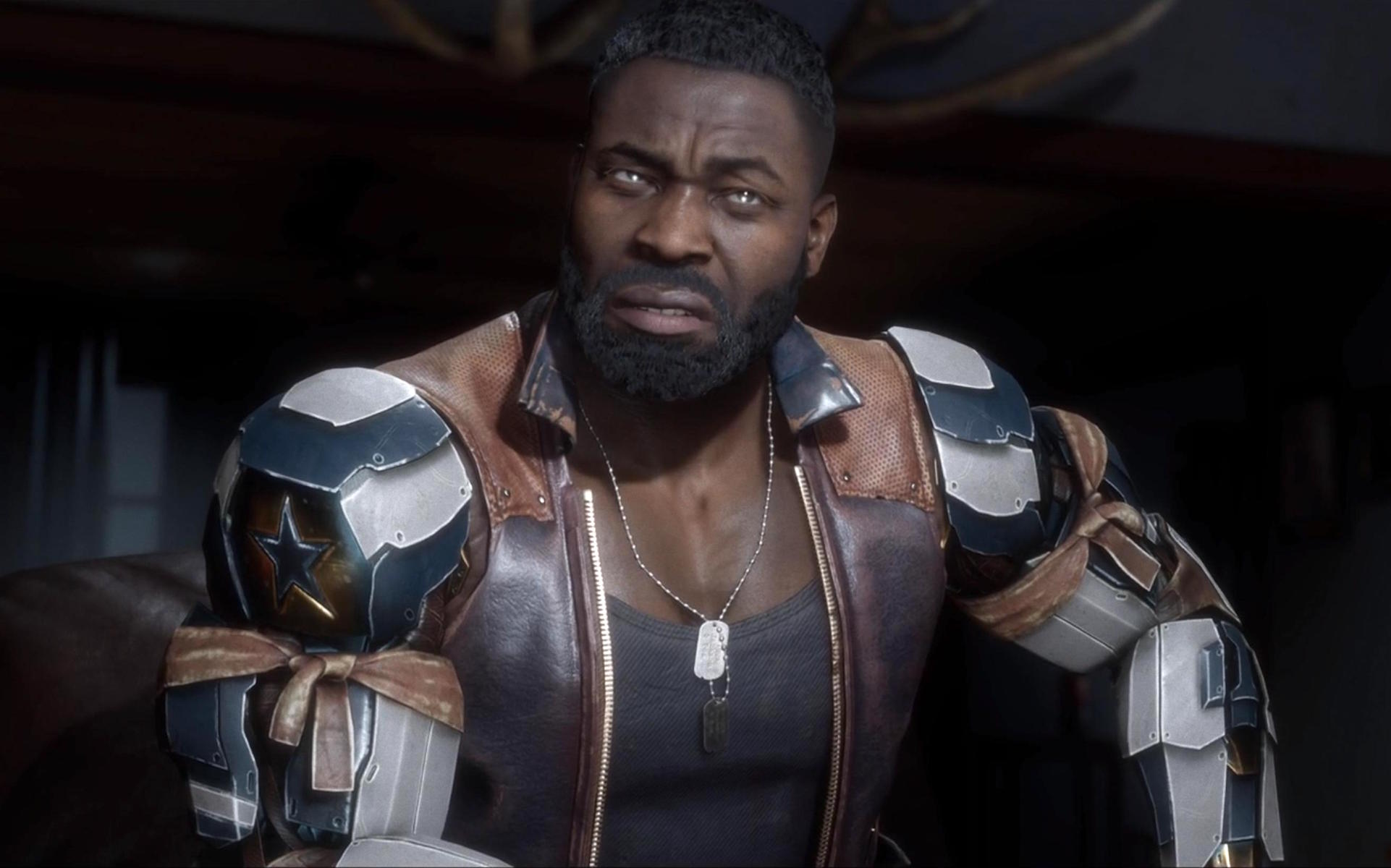 Mortal Kombat 11: Jax's ending is the best and boldest in the game