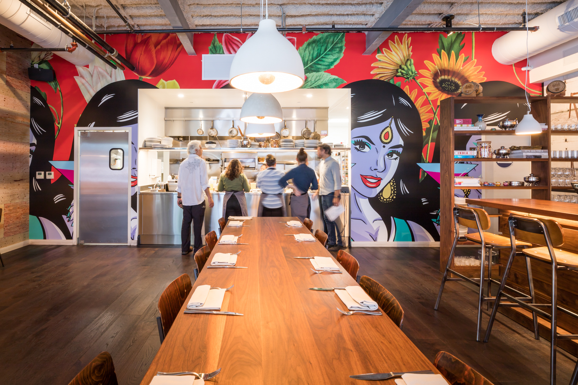 Dogpatch Indian Restaurant Besharam Cuts Ties to Daniel Patterson's Restaurant Group