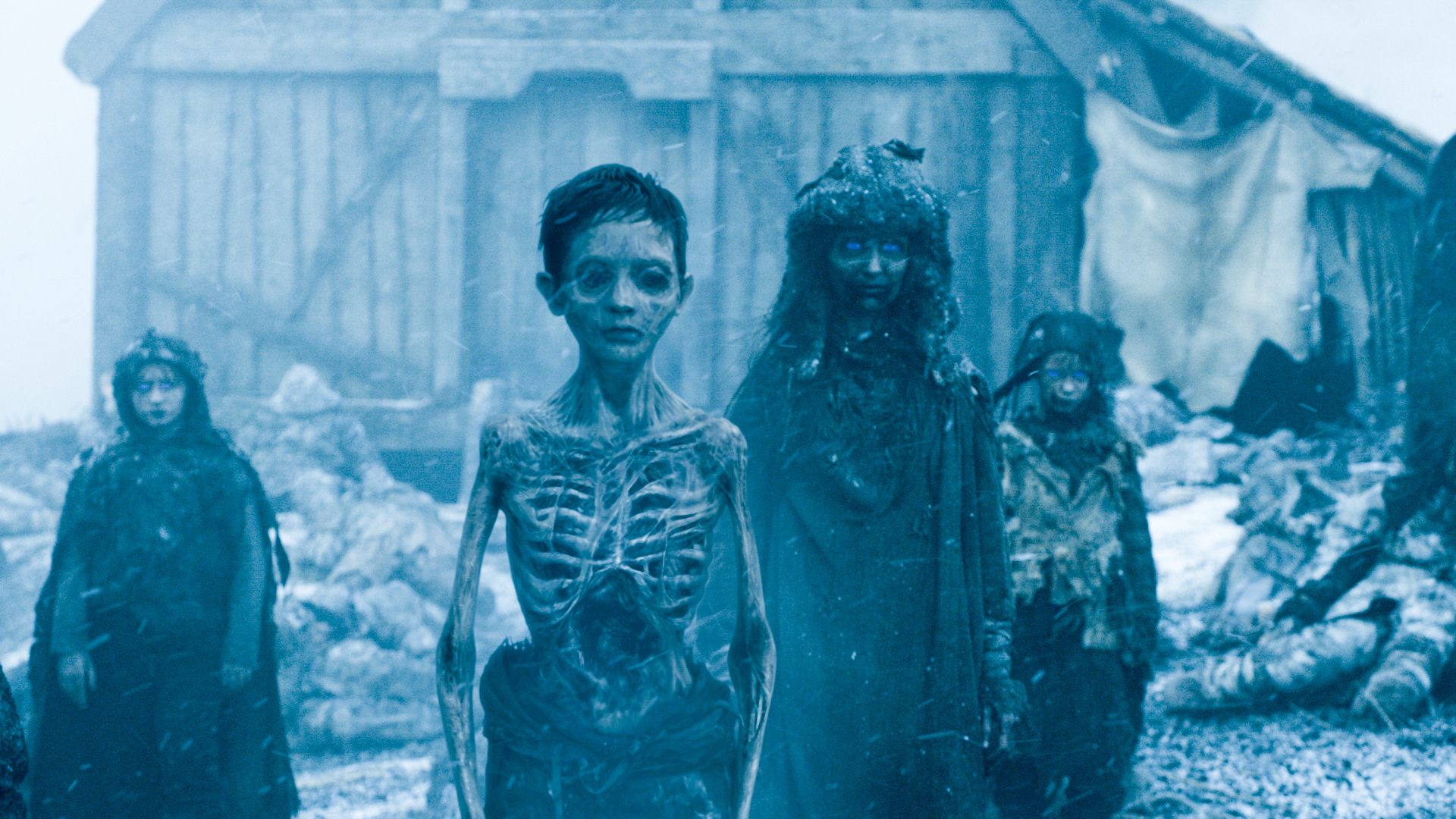 Can the dead Starks in the Winterfell crypts really rise when the Night King comes?