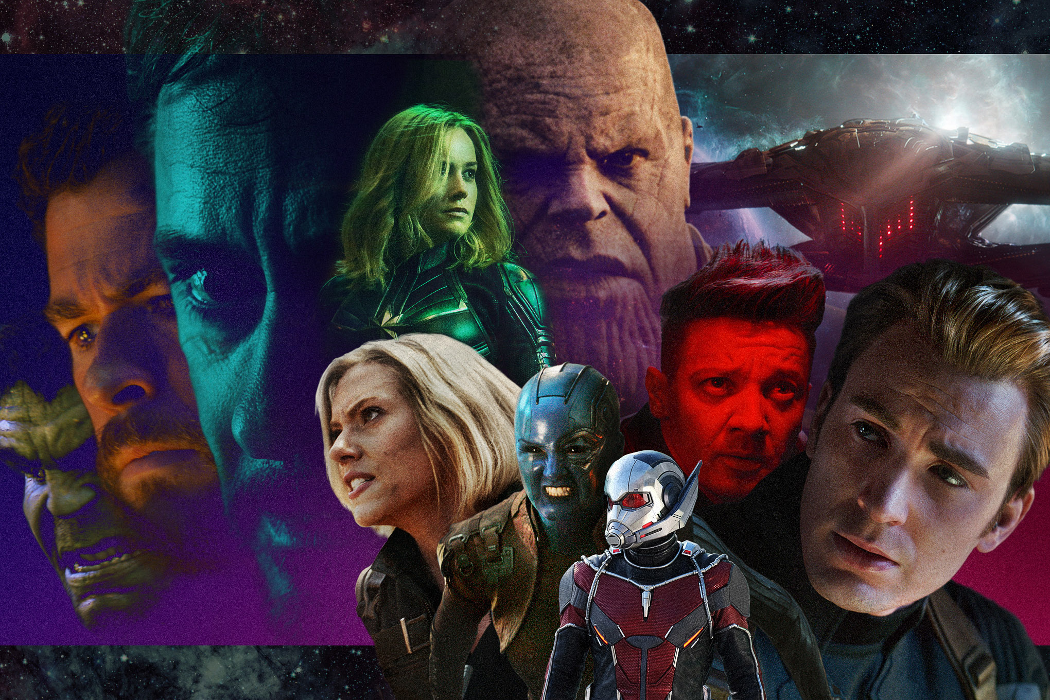 Avengers: Endgame gives Iron Man, Captain America, and the other heroes what they deserve
