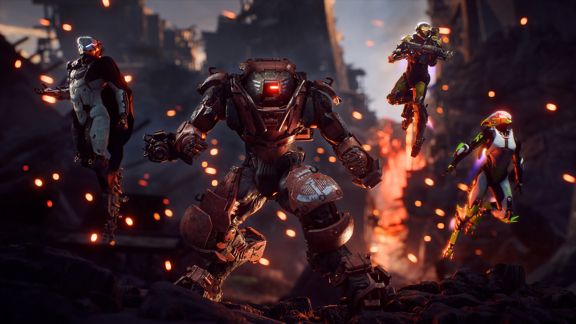 BioWare delays Anthem features, including its Cataclysm event