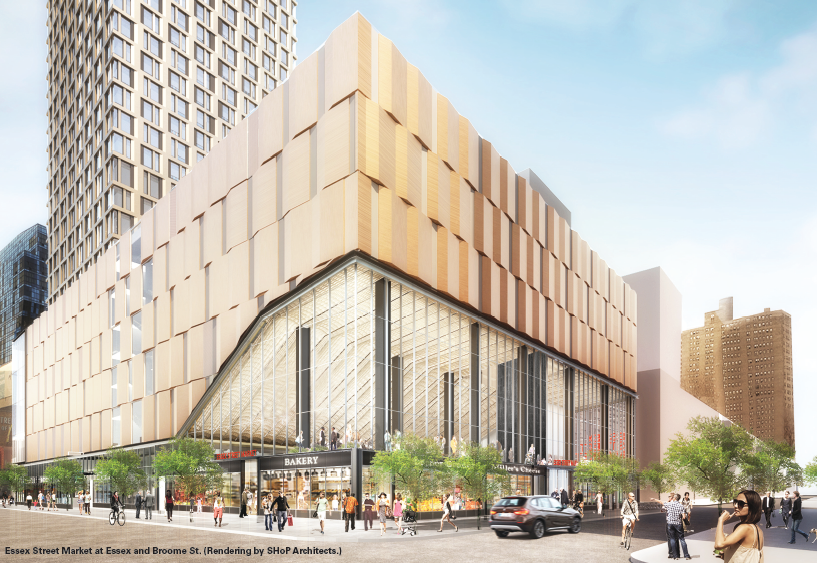 Highly Anticipated New Essex Street Market Finally Opens in May