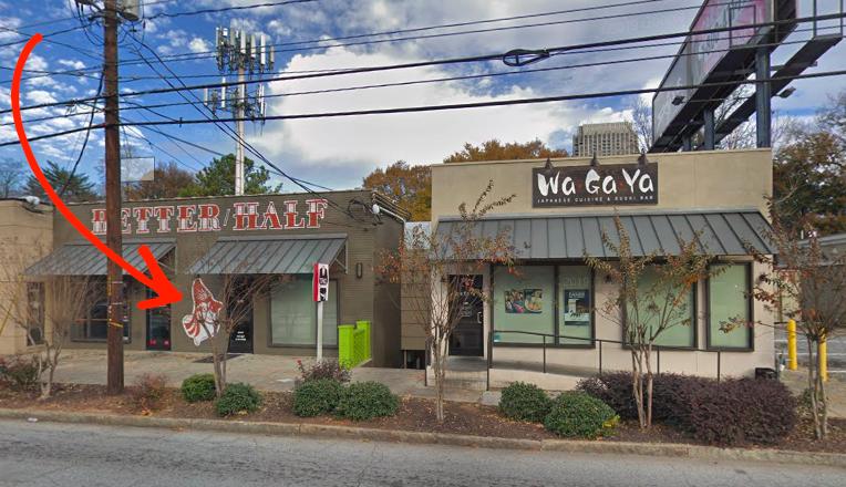 A Sake and Robatayaki Restaurant Opens on 14th Street Next Month