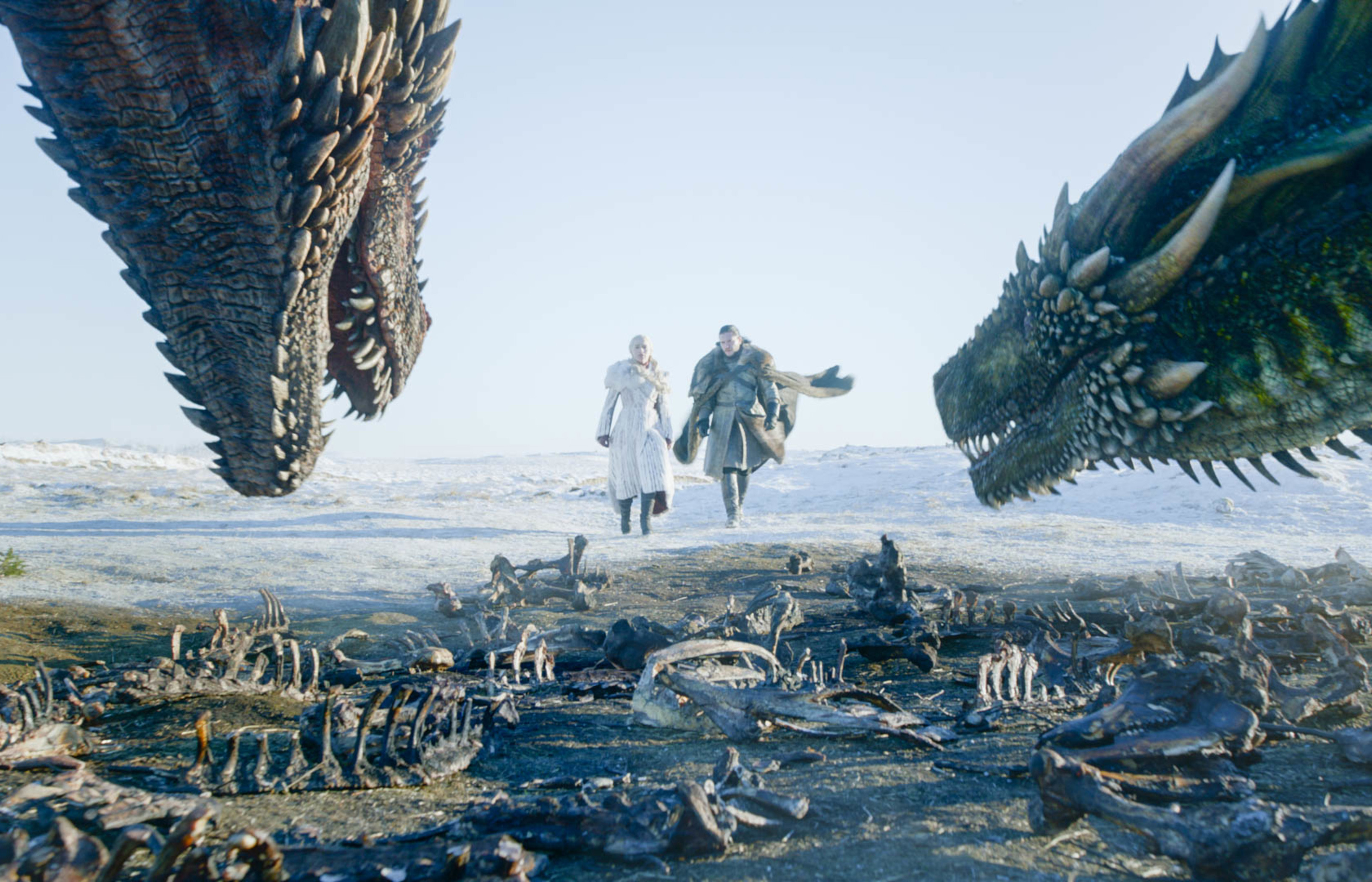 How Much Do the 'Game of Thrones' Dragons Actually Need to Eat?: An Investigation