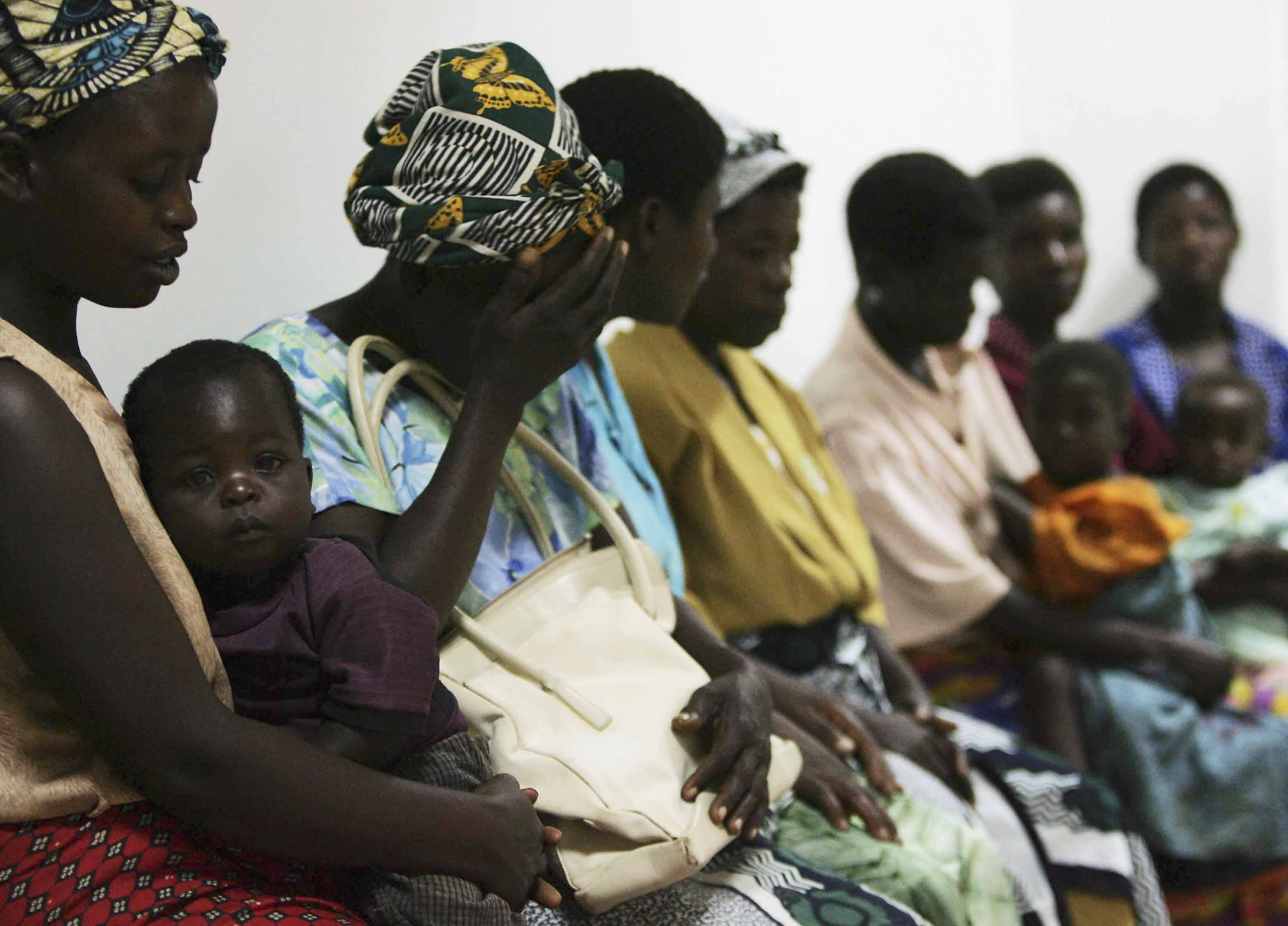 Malaria is among the world's biggest killers of children. Now there's a vaccine.