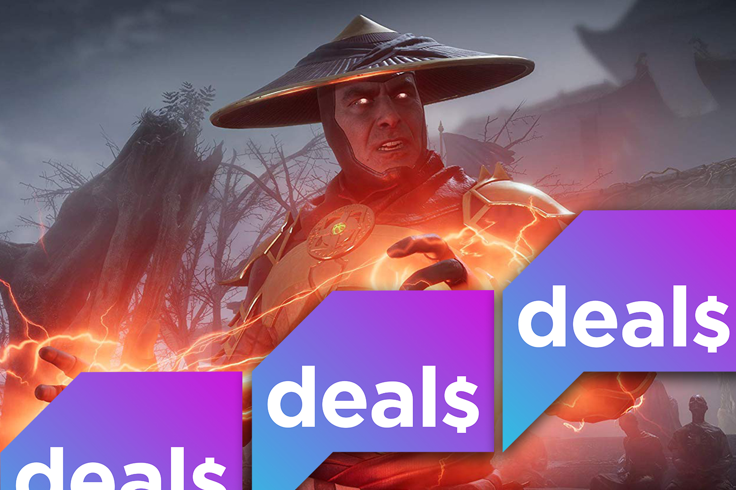 A TCL 6-series 4K TV, Mortal Kombat 11, and more of the week's very best deals