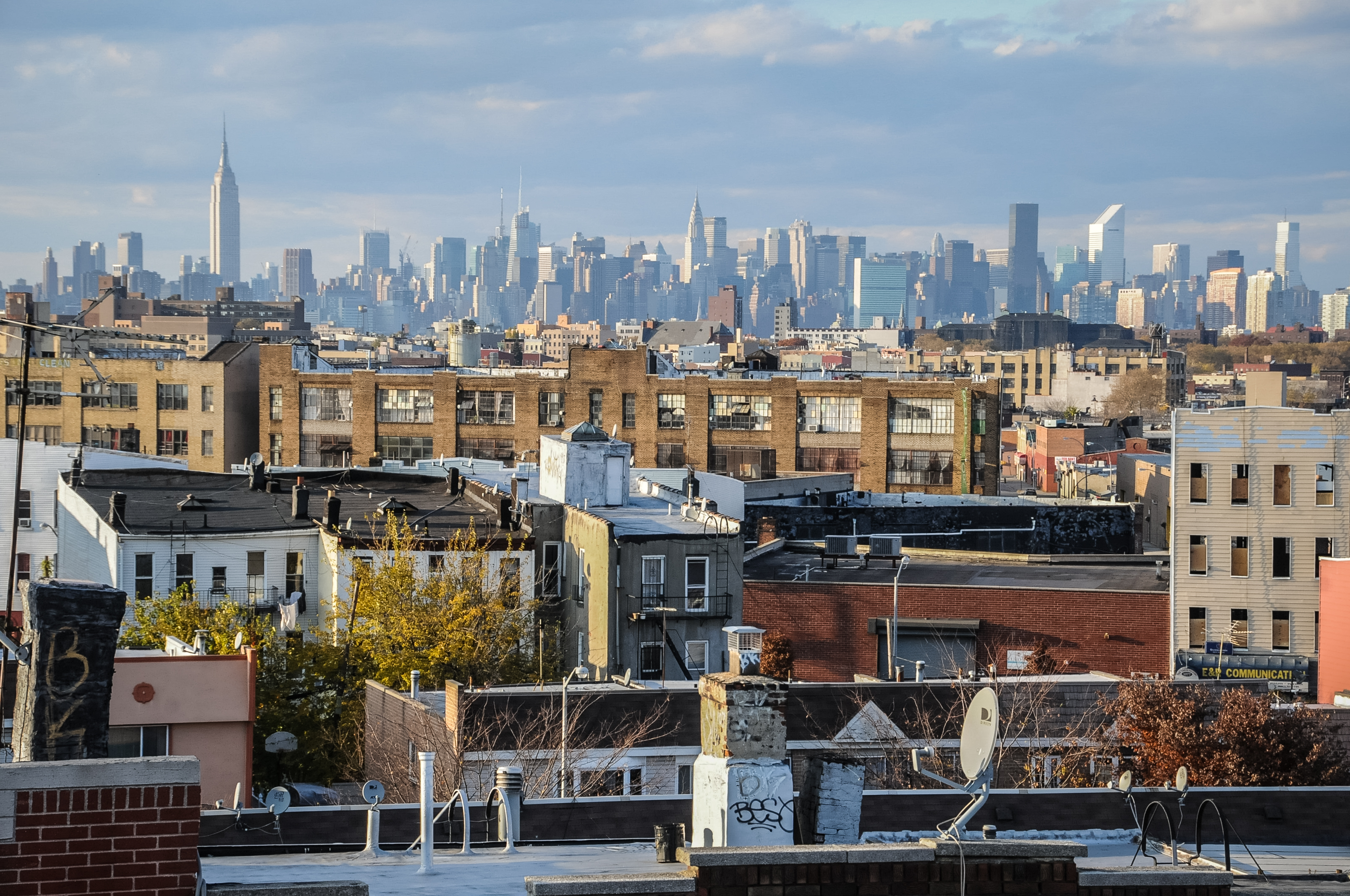 Vision to rezone Bushwick unveiled by city