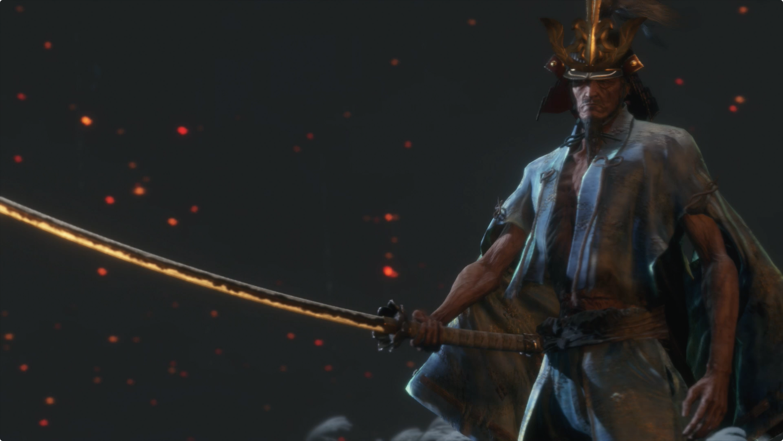Sekiro Isshin, the Sword Saint (Phase 1) final boss guide