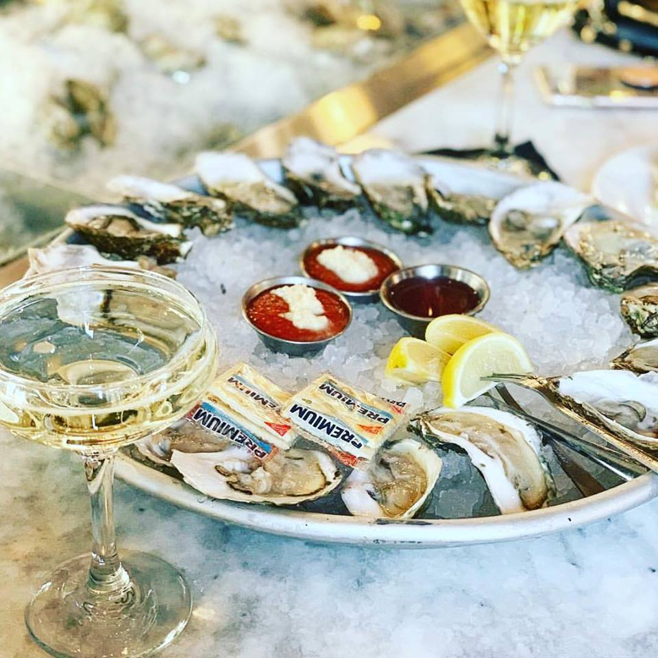 An Oyster House Based In Virginia Horse Country Is Coming to D.C.