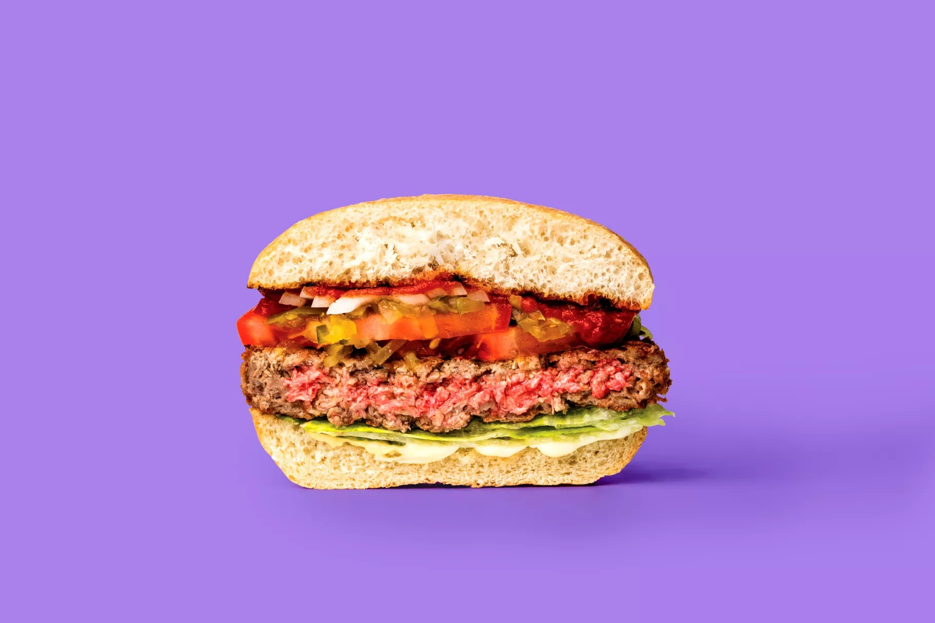 Vegan meat alternatives are on the rise