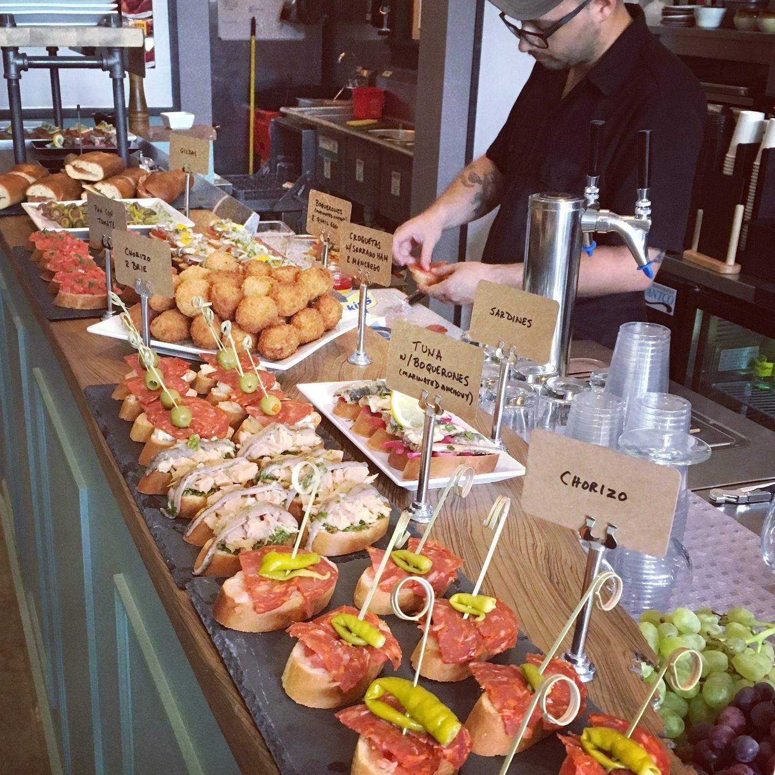Spanish Wine Bar Estano Closes After Short Run on St. Claude Avenue