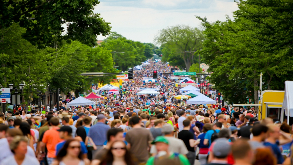 'Grand Old Day, Anyway' Refuses to Let Summer Pass Without a Party