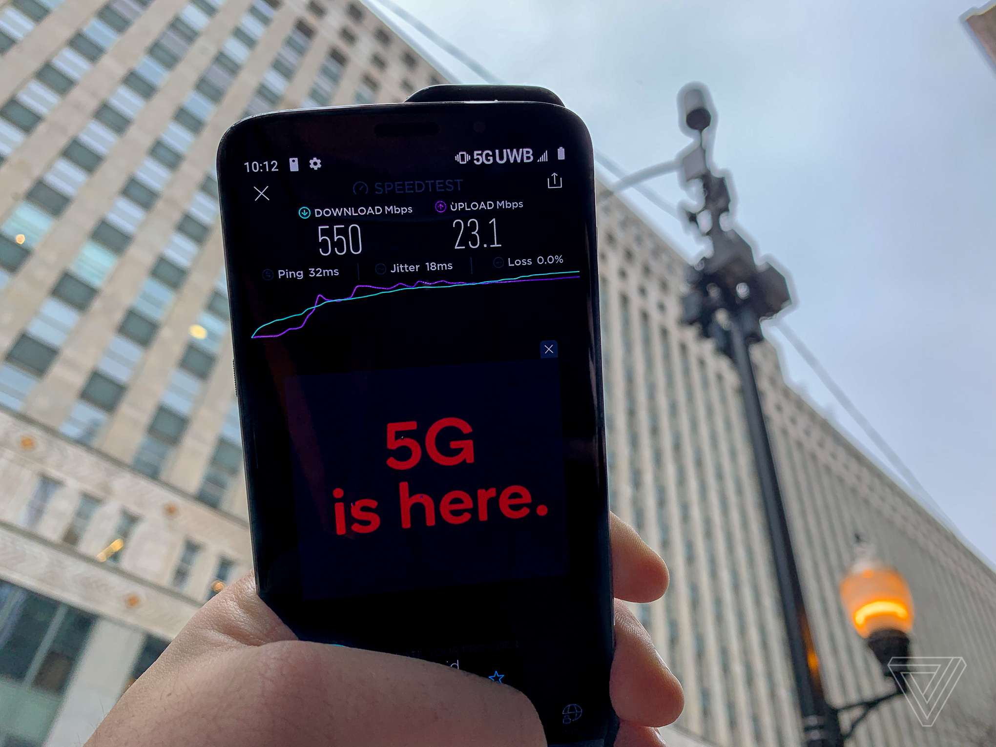 Verizon and T-Mobile agree much of the US won't see the fast