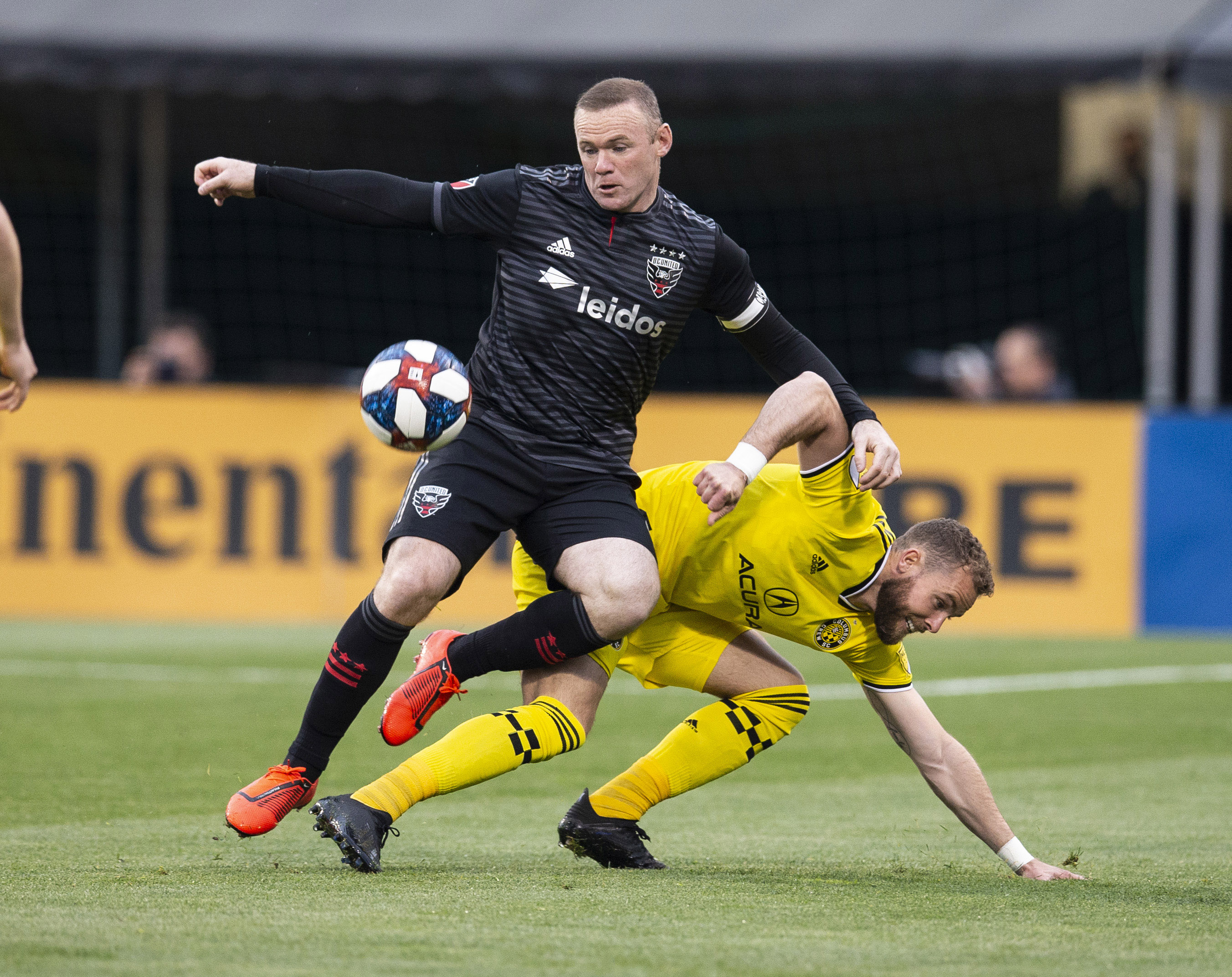 7a9b47c4fe59 Columbus Crew drop third straight 1-0 loss to D.C. United - Massive ...