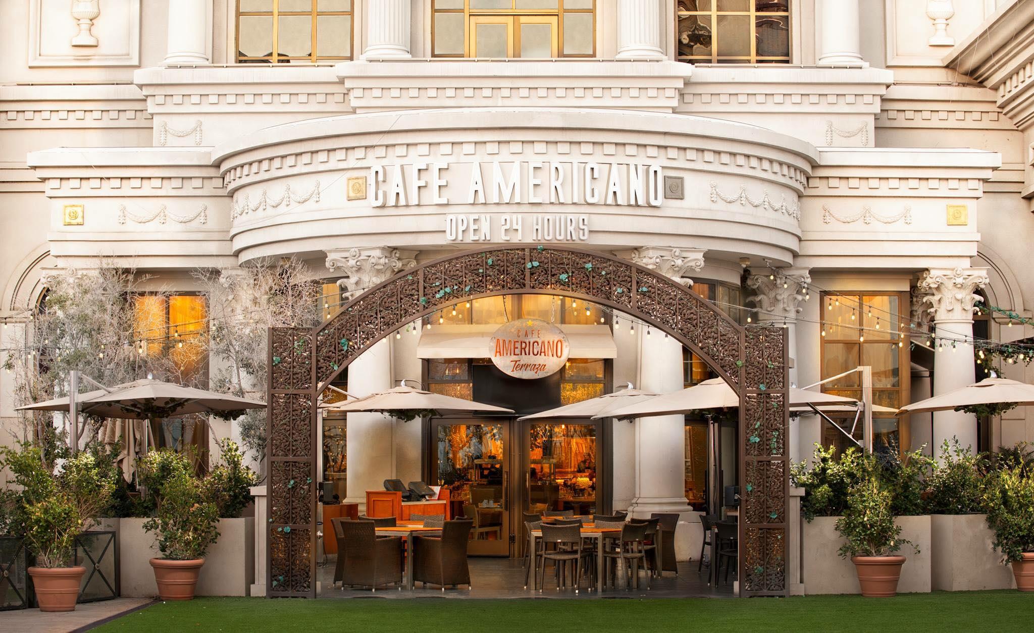 Terraza by Cafe Americano