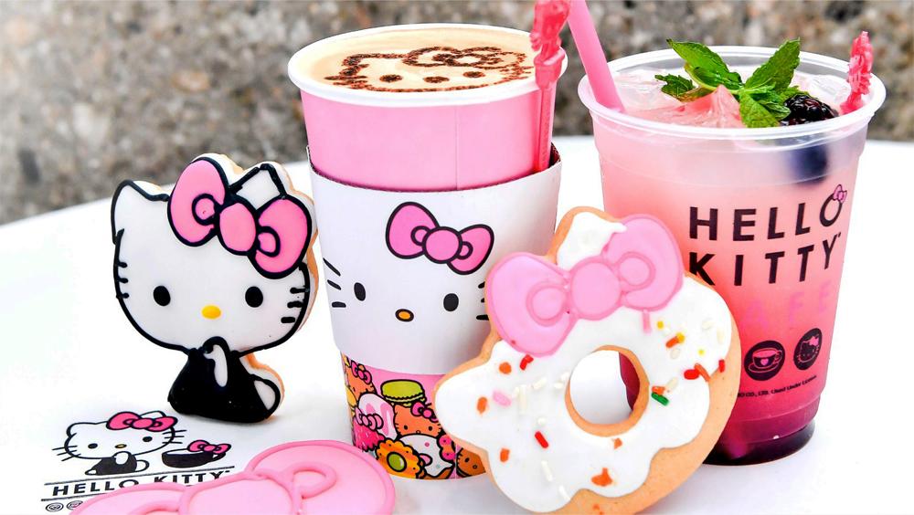 Hello Kitty Cafe To Debut on the Las Vegas Strip This Spring