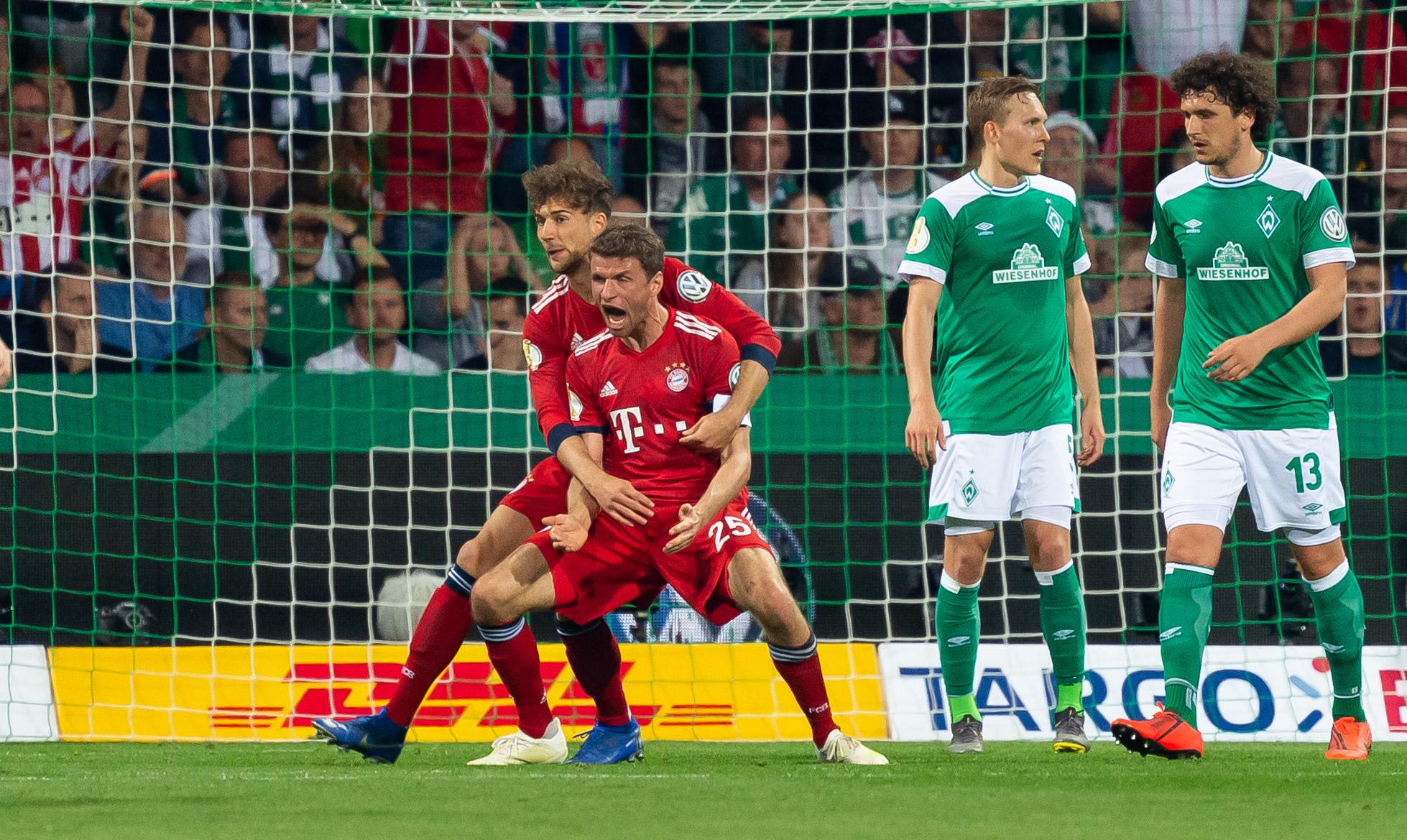 7d70c9265 Daily Schmankerl  The aftermath of Bayern Munich vs. Werder Bremen  Callum  Hudson-Odoi
