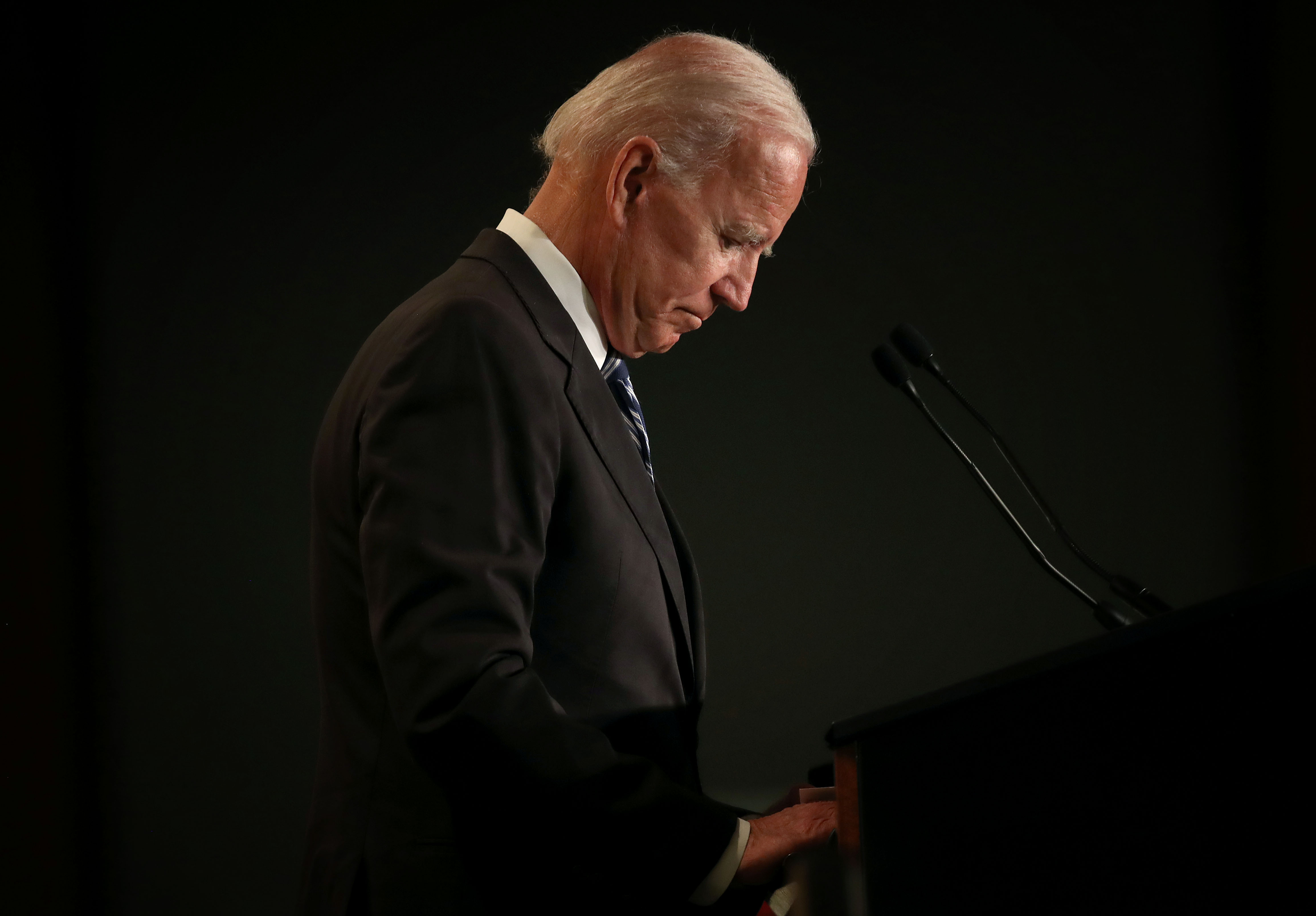 Joe Biden's long record supporting the war on drugs and mass incarceration, explained